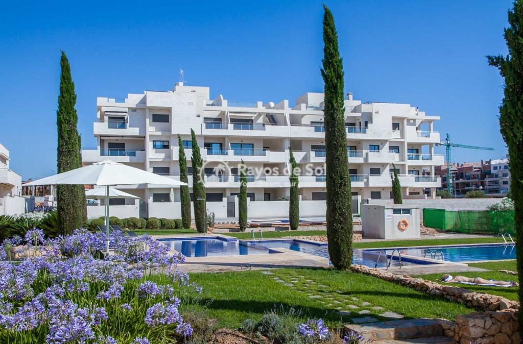 Apartment  in Los Dolses, Orihuela Costa, Costa Blanca (montesolana-tipo-3d) - 10