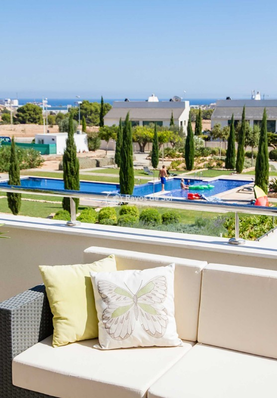 Apartment  in Los Dolses, Orihuela Costa, Costa Blanca (montesolana-tipo-3d) - 11