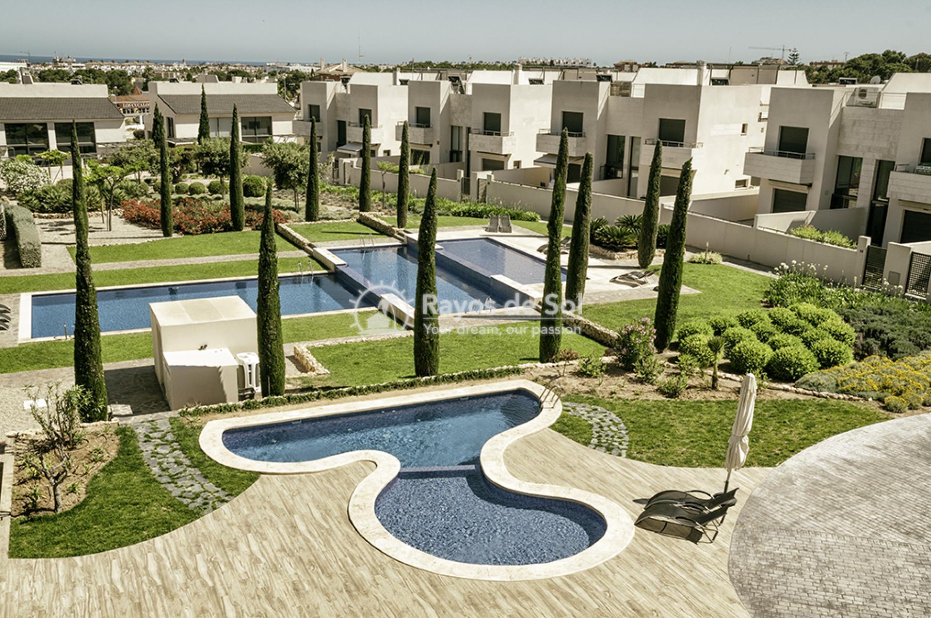 Apartment  in Los Dolses, Orihuela Costa, Costa Blanca (montesolana-tipo-3d) - 30