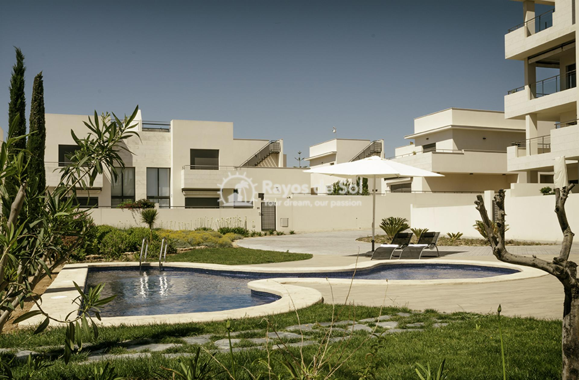 Apartment  in Los Dolses, Orihuela Costa, Costa Blanca (montesolana-tipo-3d) - 32