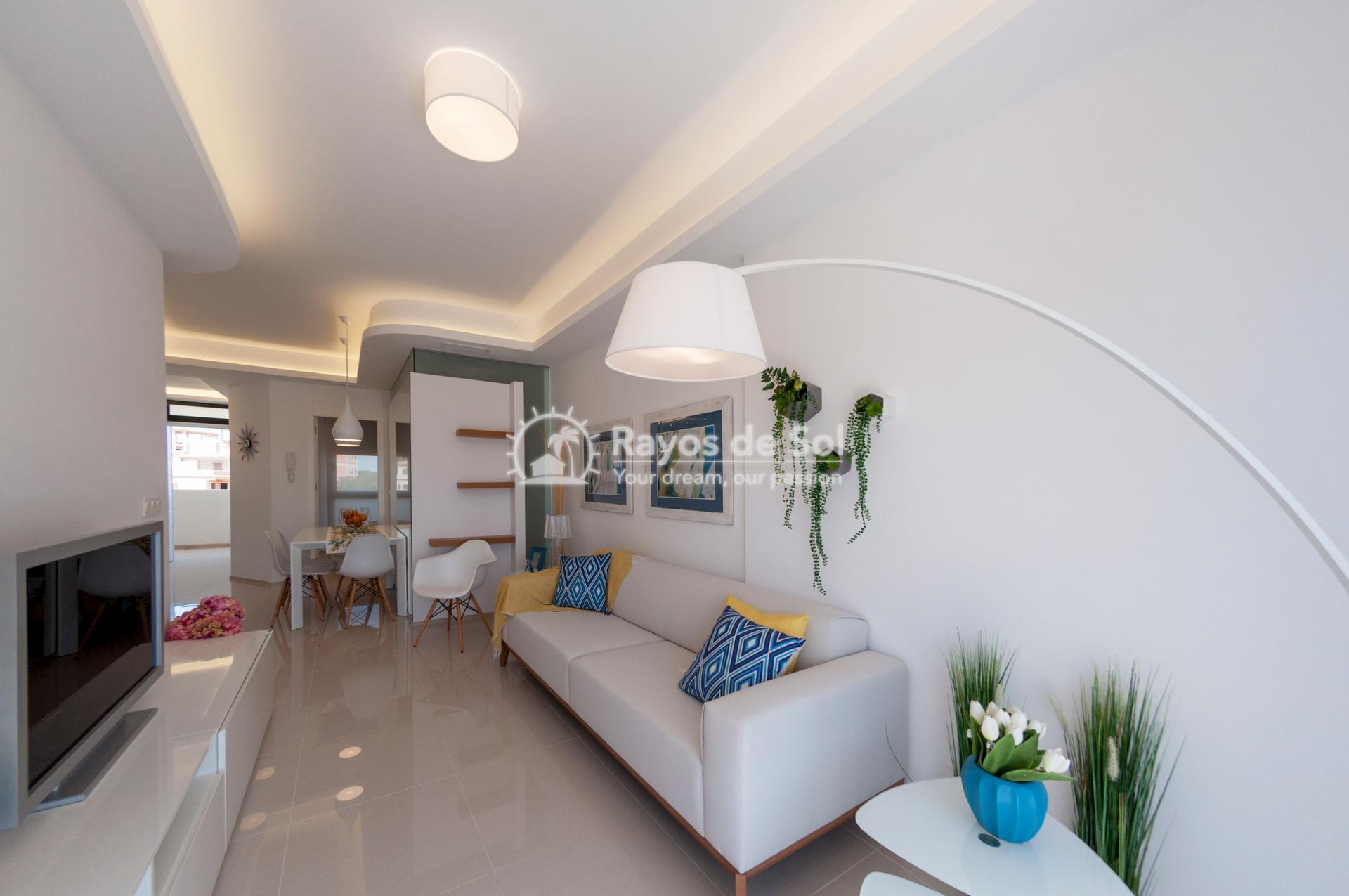 Apartment  in La Zenia, Orihuela Costa, Costa Blanca (Zenia-Beach2-apt3) - 4