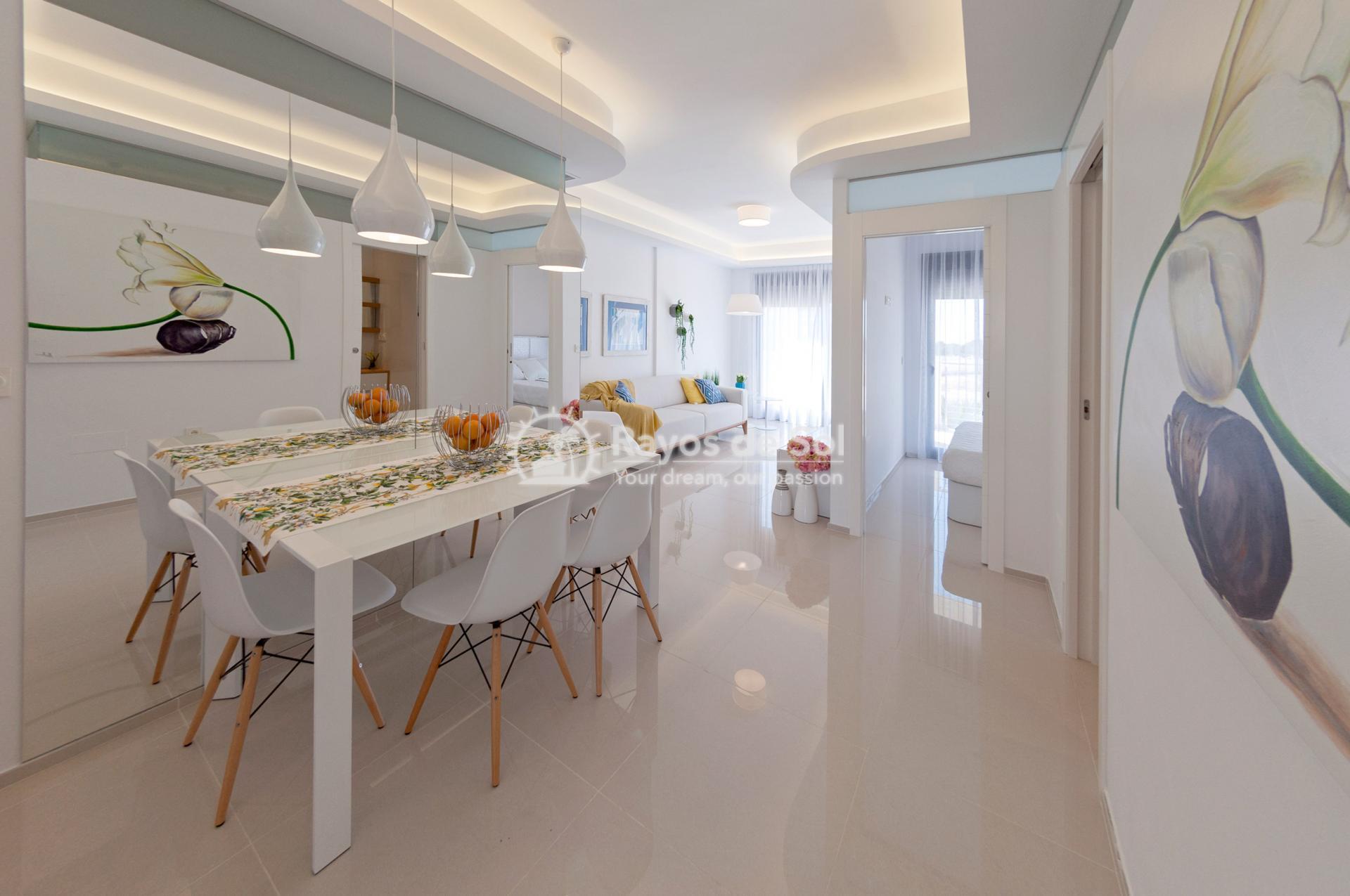 Apartment  in La Zenia, Orihuela Costa, Costa Blanca (Zenia-Beach2-apt3) - 3