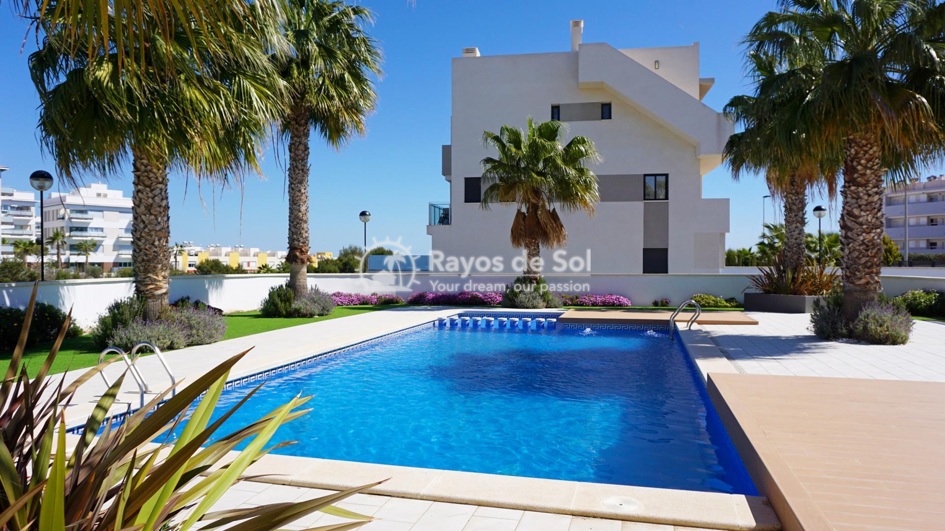 Apartment  in La Zenia, Orihuela Costa, Costa Blanca (Zenia-Beach2-apt3) - 2