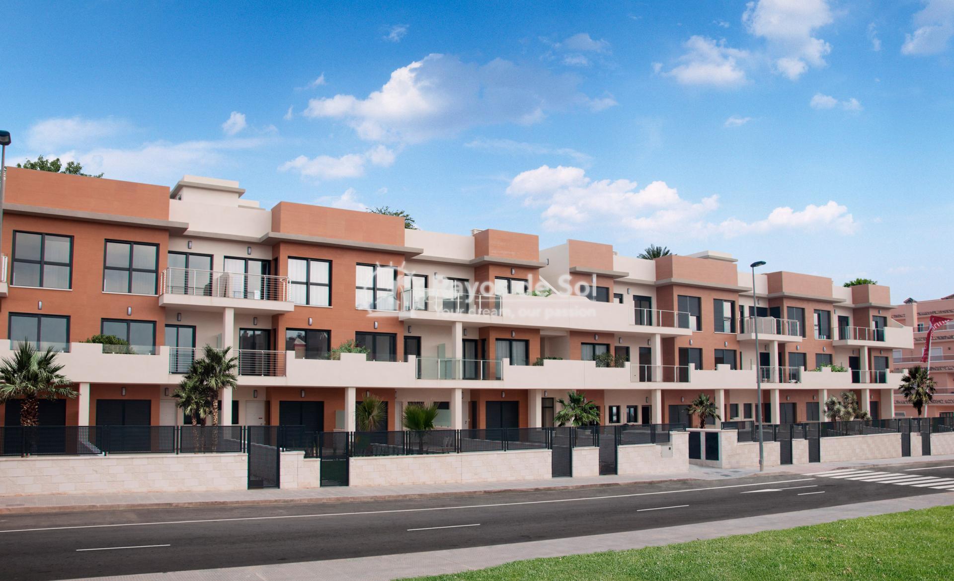 Apartment  in La Zenia, Orihuela Costa, Costa Blanca (Zenia-Beach2-apt3) - 13