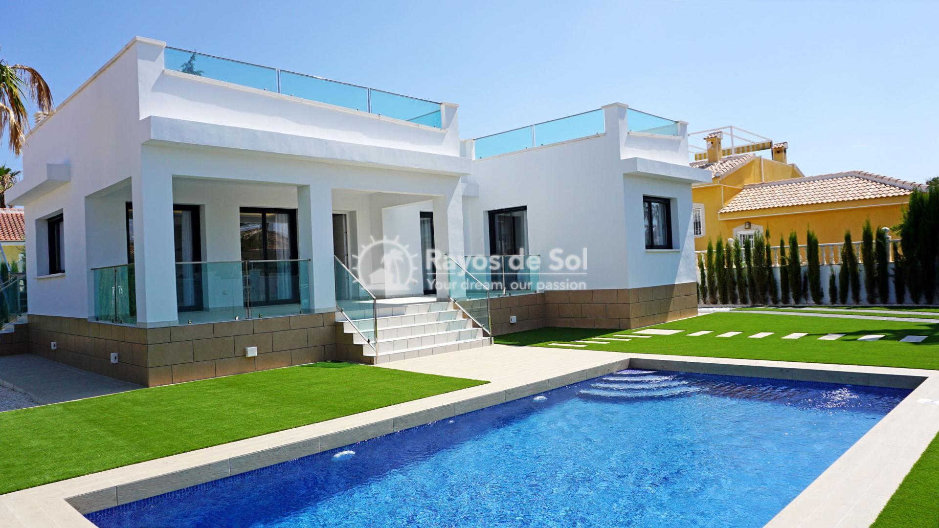 Stunning villa  in Doña Pepa, Ciudad Quesada, Costa Blanca (Beatriz-4-4) - 1