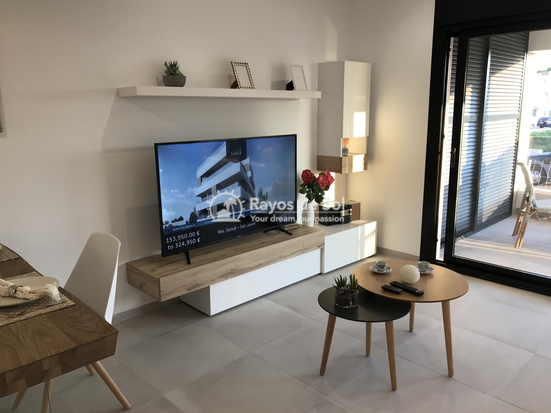 Ground floor apartment  in San Javier, Costa Cálida (Sanuk 2 BG2-2) - 7