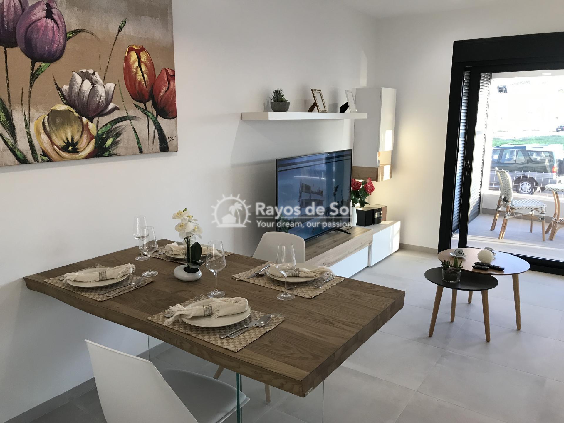 Ground floor apartment  in San Javier, Costa Cálida (Sanuk 2 BG2-2) - 4