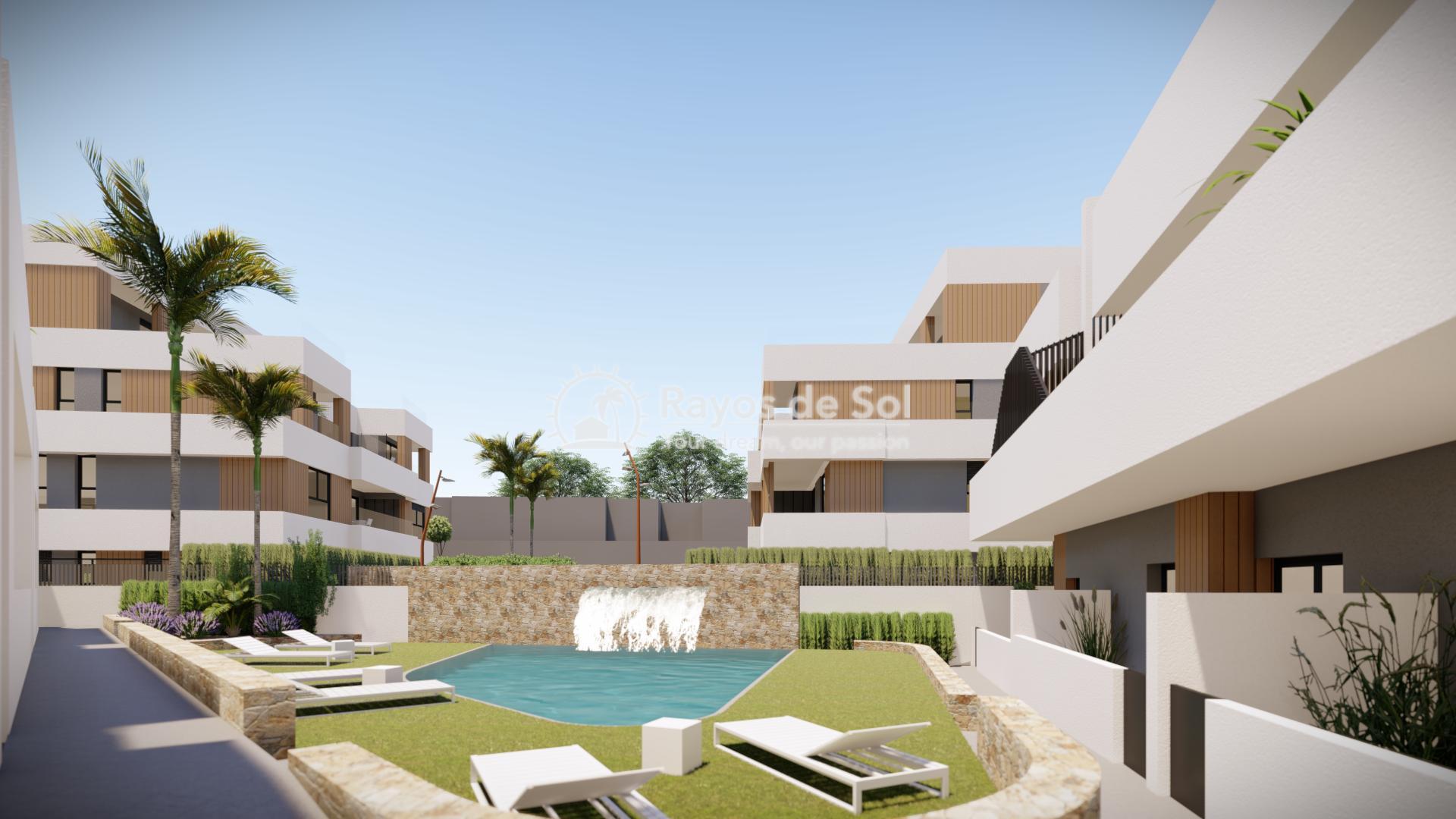 Ground floor apartment  in San Javier, Costa Cálida (Sanuk 2 BG2-2) - 1