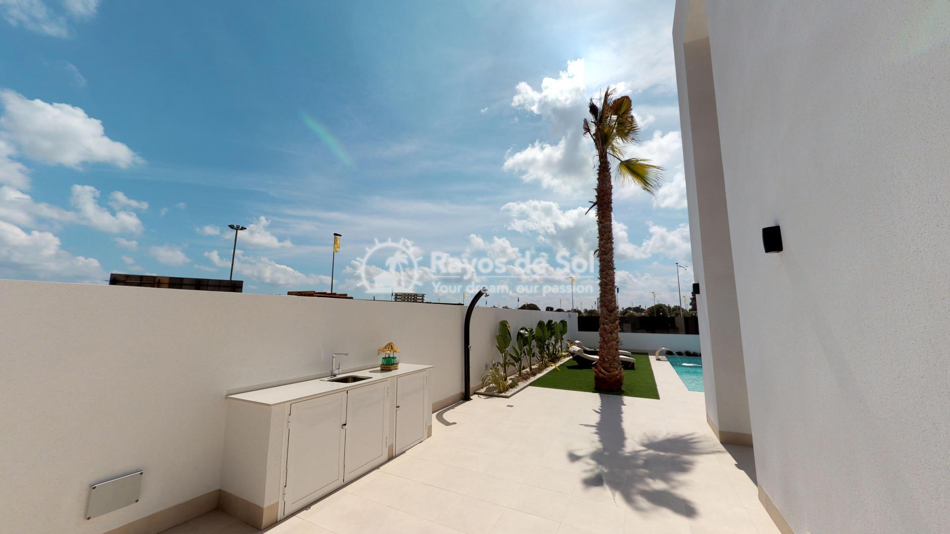 Detached villa  in San Javier, Costa Cálida (Cristina 3-2) - 24