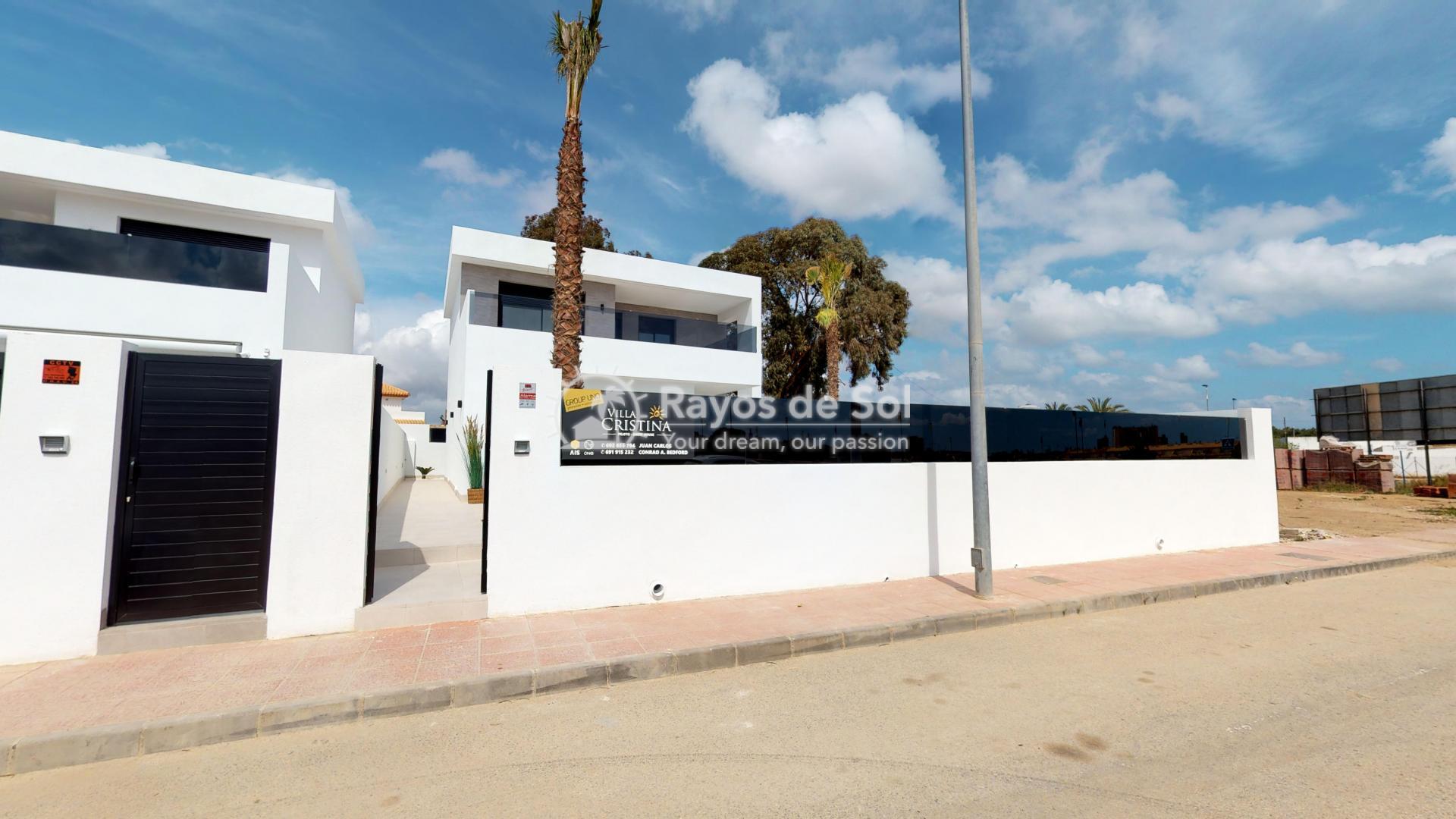 Detached villa  in San Javier, Costa Cálida (Cristina 3-2) - 30
