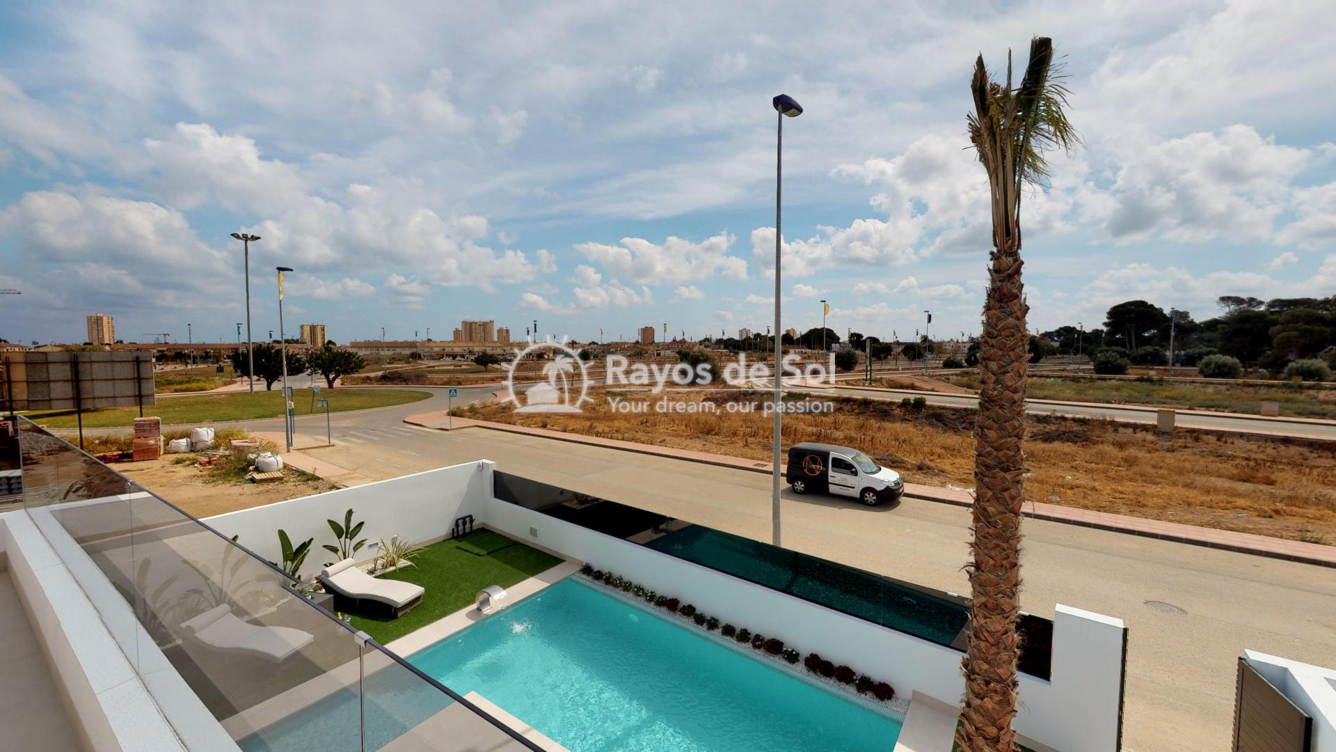 Detached villa  in San Javier, Costa Cálida (Cristina 3-2) - 29