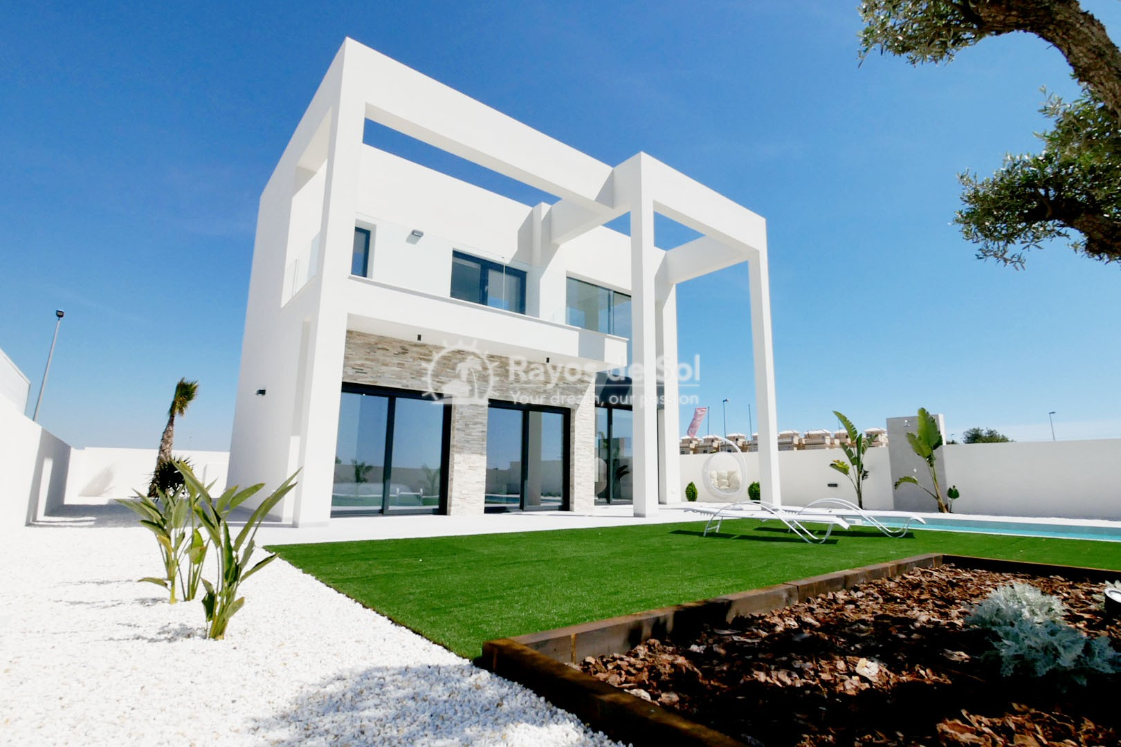 Stunning villa  in Ciudad Quesada, Costa Blanca (Toulouse Quesada) - 2