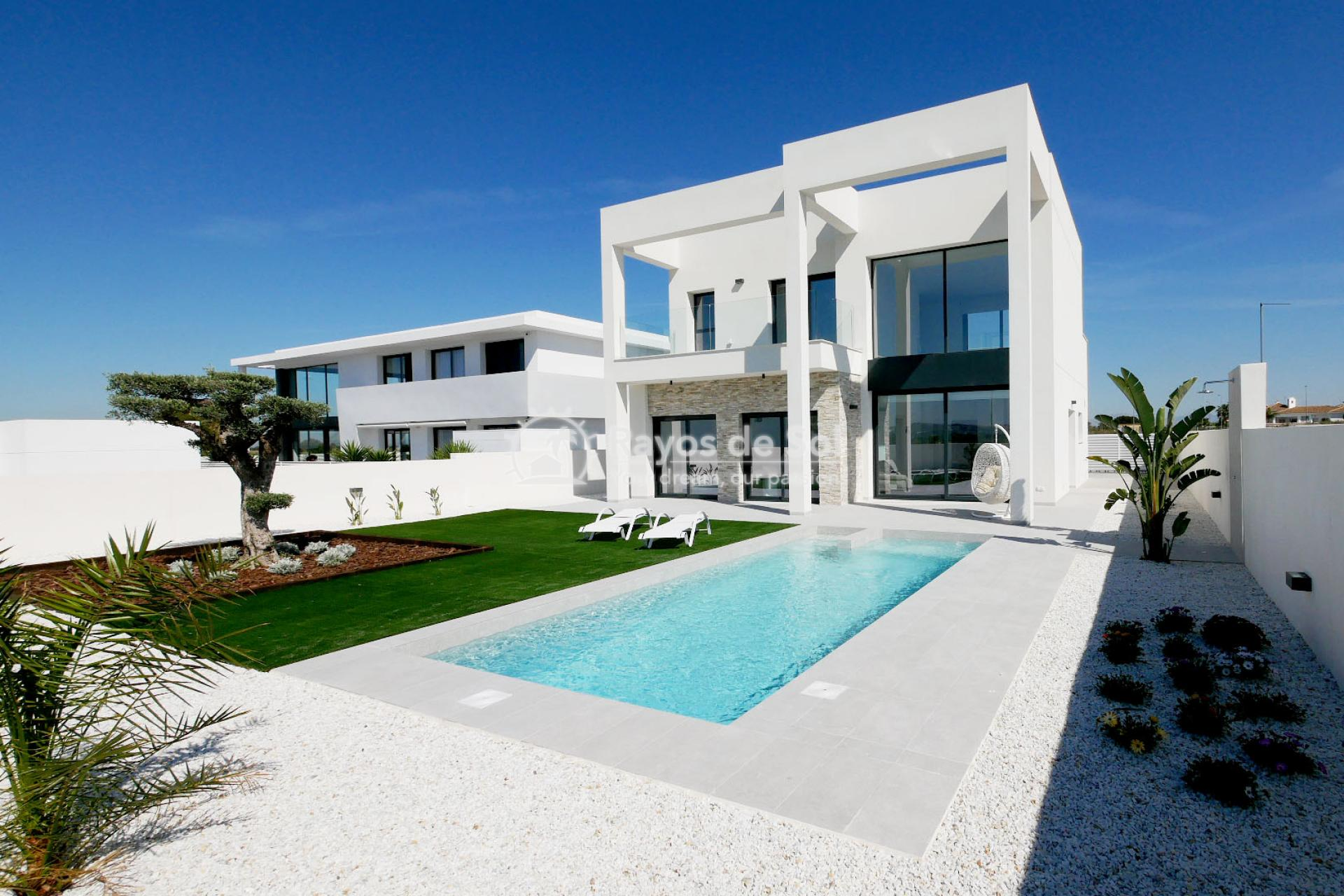 Stunning villa  in Ciudad Quesada, Costa Blanca (Toulouse Quesada) - 1