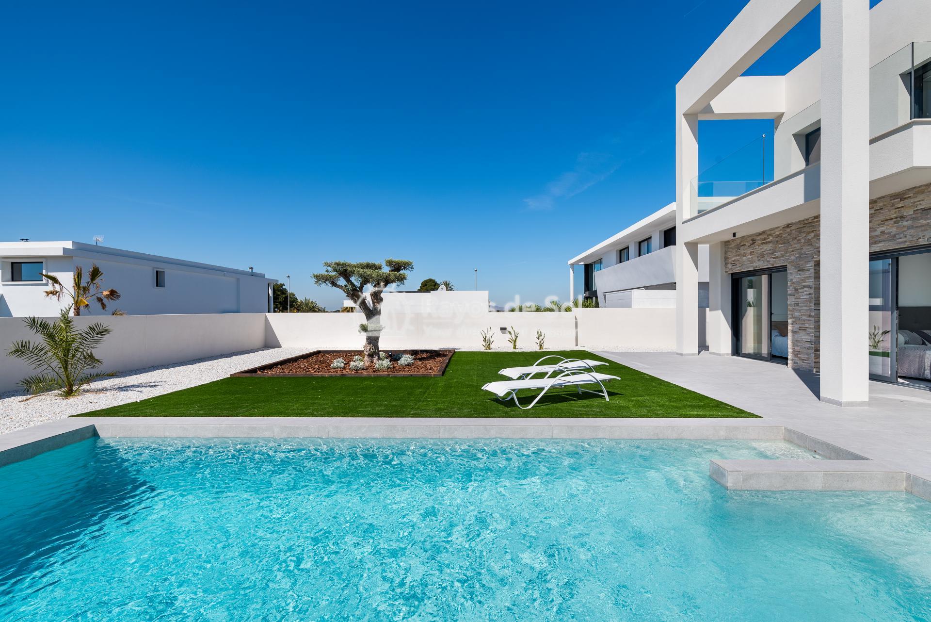 Stunning villa  in Ciudad Quesada, Costa Blanca (Toulouse Quesada) - 27