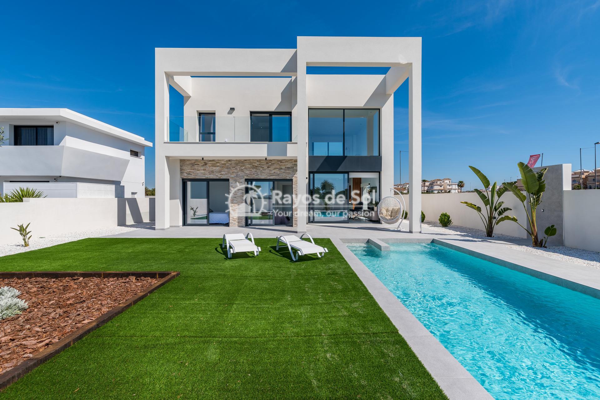 Stunning villa  in Ciudad Quesada, Costa Blanca (Toulouse Quesada) - 3