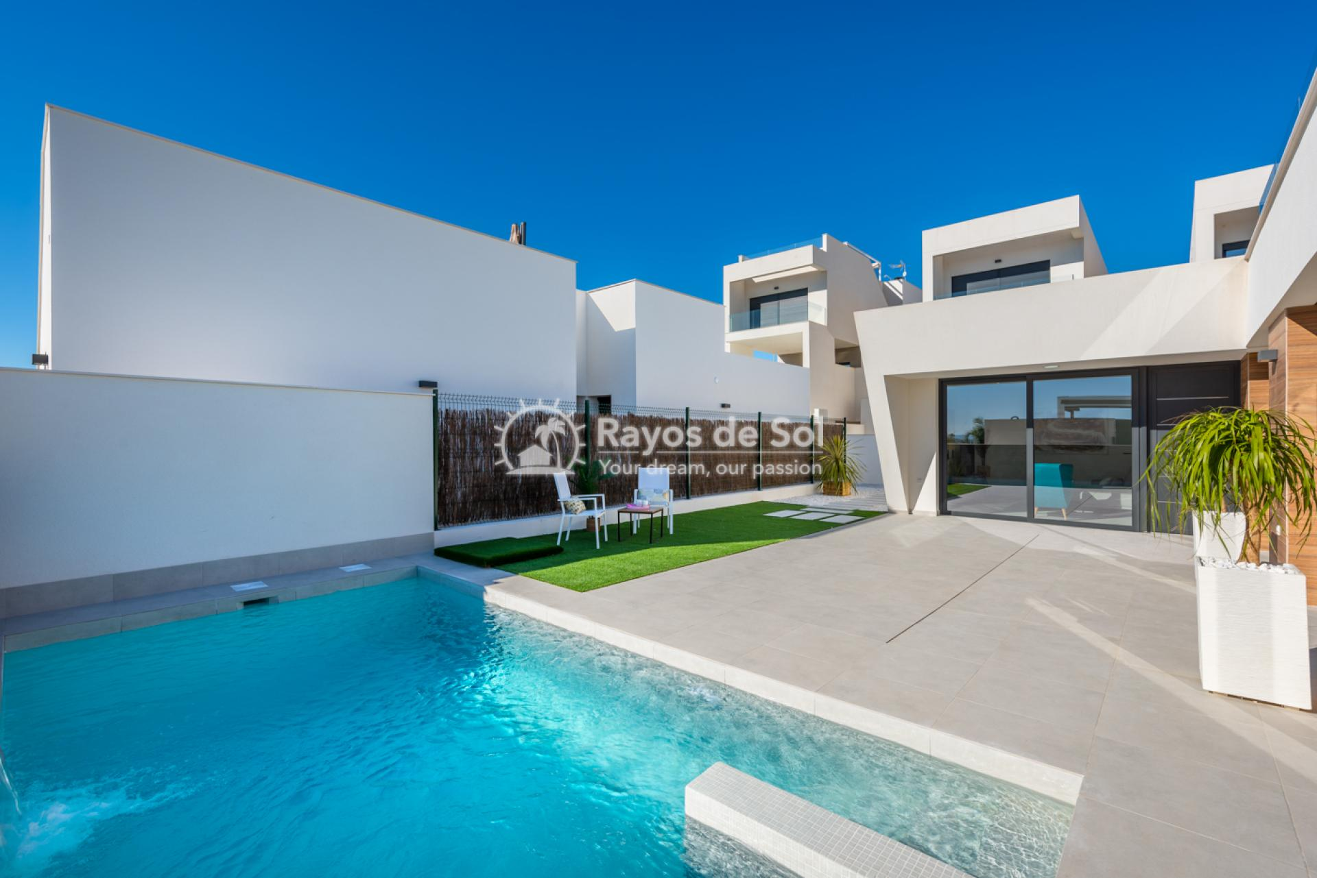 Detached villa  in Benijofar, Costa Blanca (Paris Benijofar) - 12