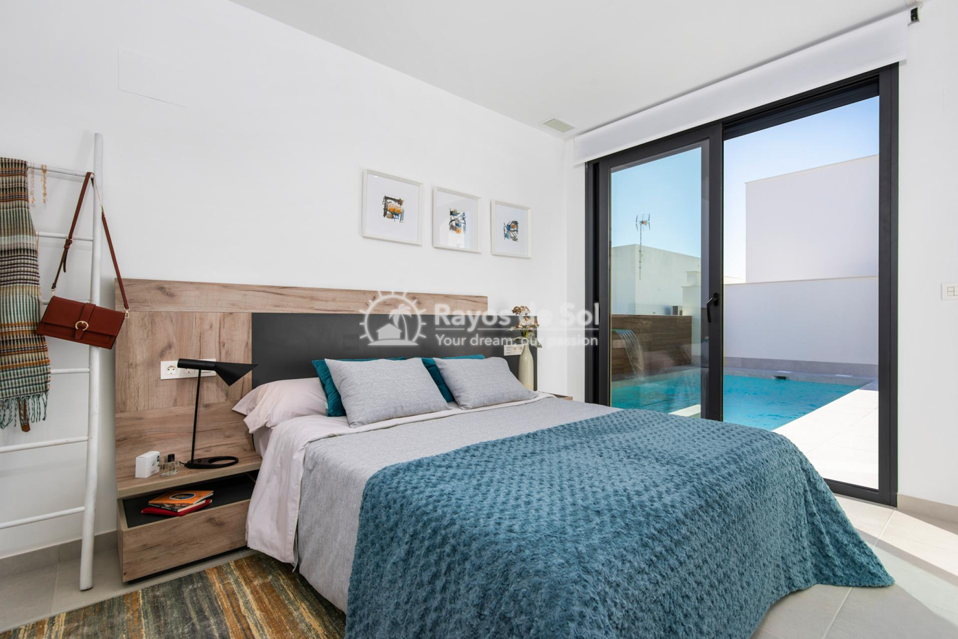 Detached villa  in Benijofar, Costa Blanca (Paris Benijofar) - 17