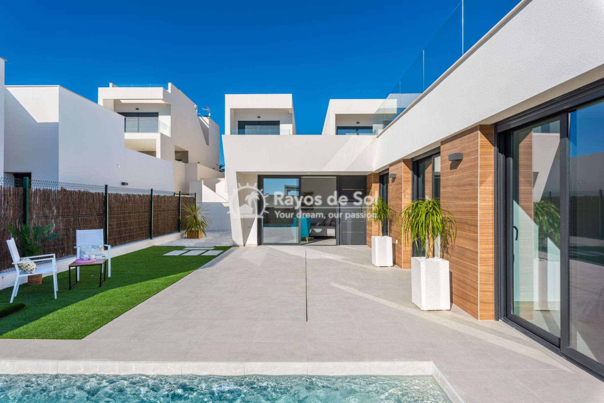 Detached villa  in Benijofar, Costa Blanca (Paris Benijofar) - 2