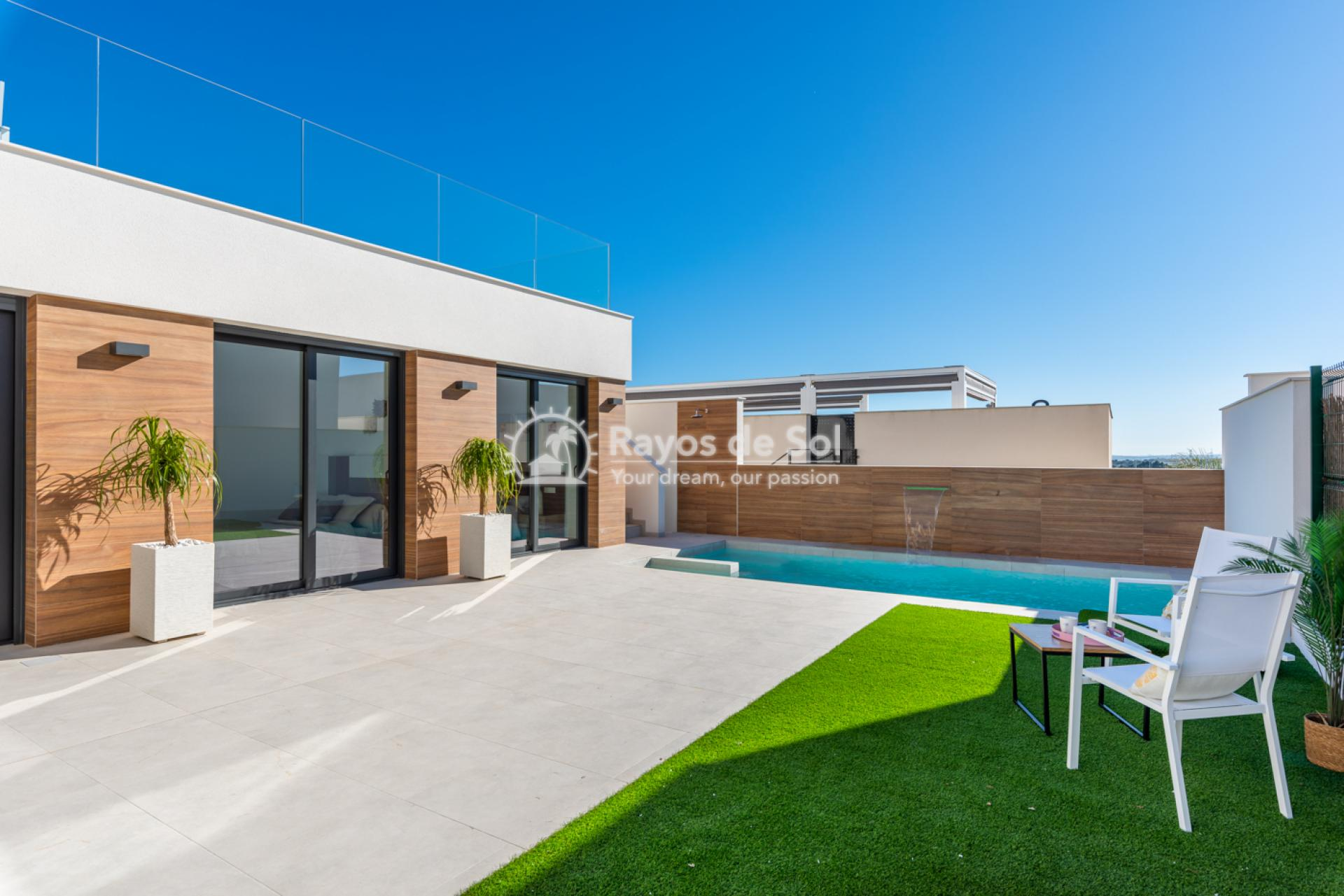 Detached villa  in Benijofar, Costa Blanca (Paris Benijofar) - 13