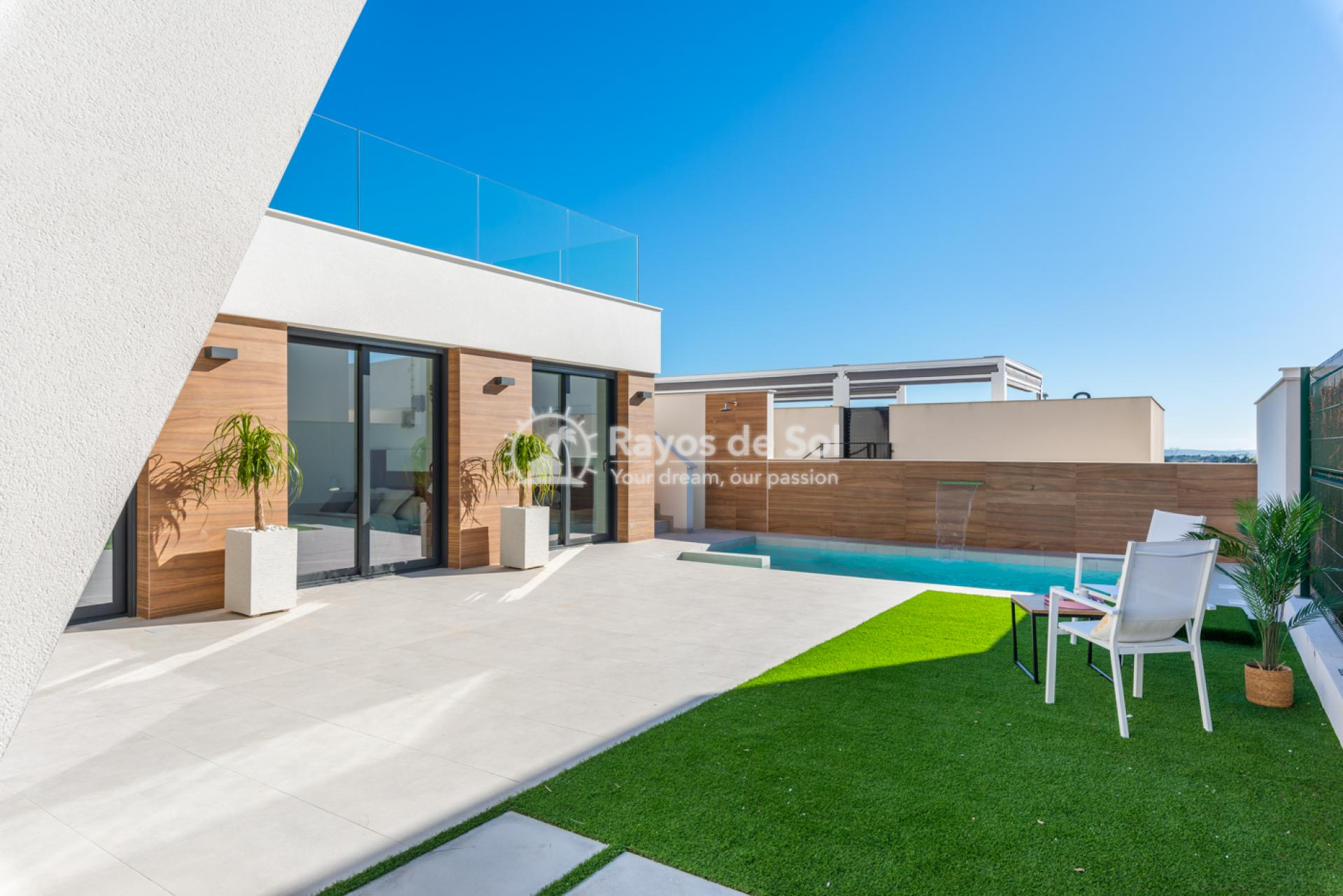 Detached villa  in Benijofar, Costa Blanca (Paris Benijofar) - 14