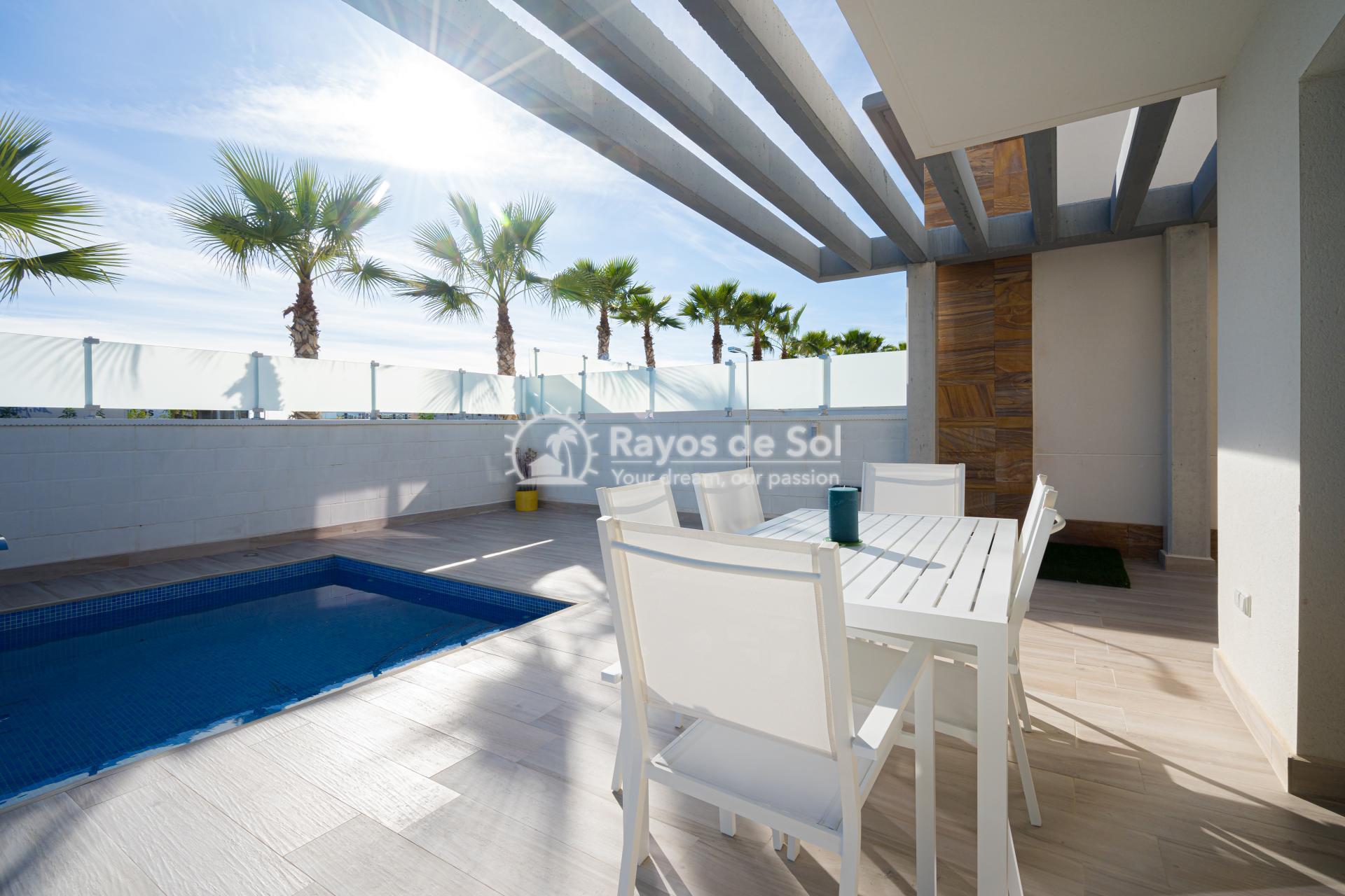 Villa  in Cabo Roig, Orihuela Costa, Costa Blanca (Palm Beach 1 3-3) - 3