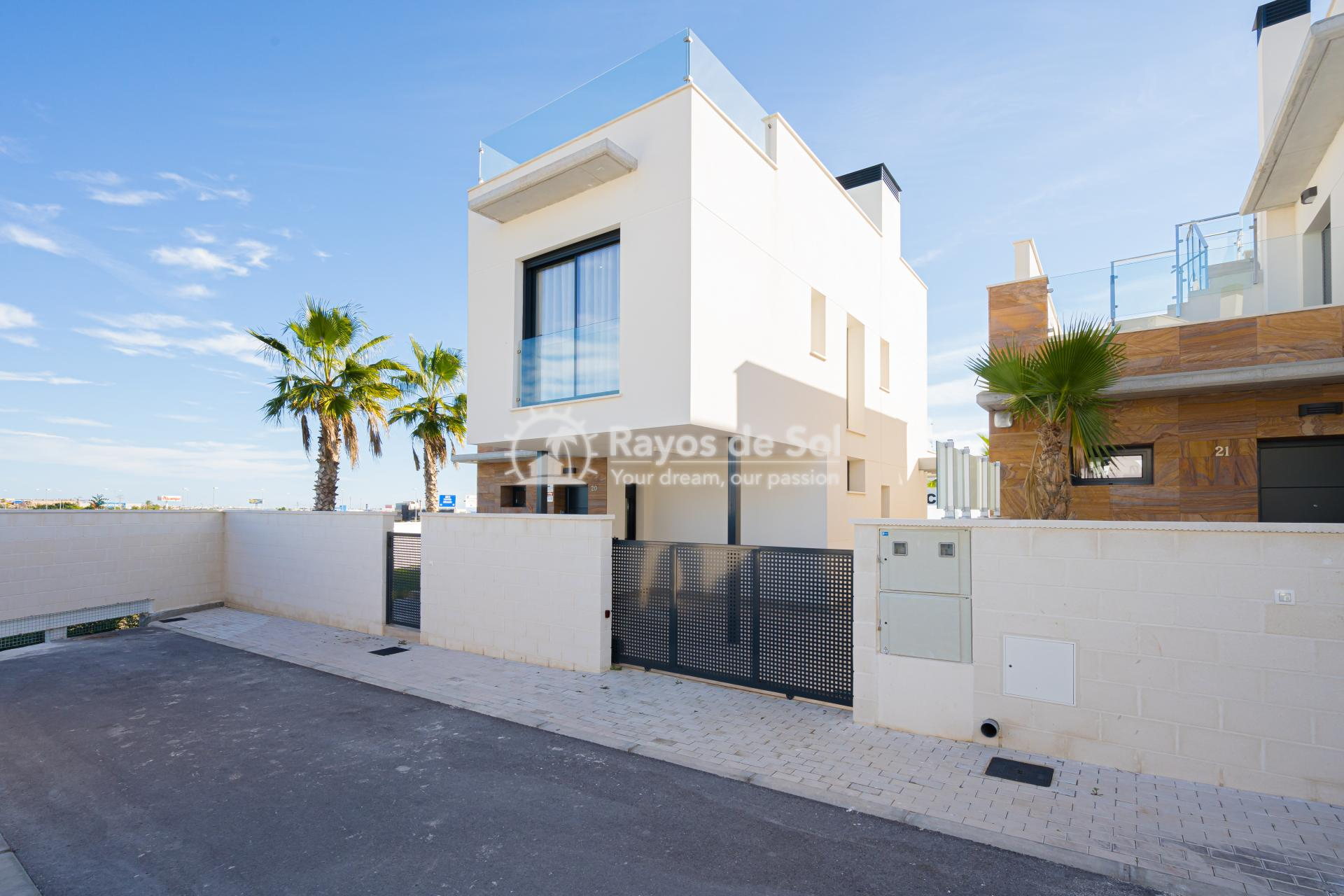 Villa  in Cabo Roig, Orihuela Costa, Costa Blanca (Palm Beach 1 3-3) - 41