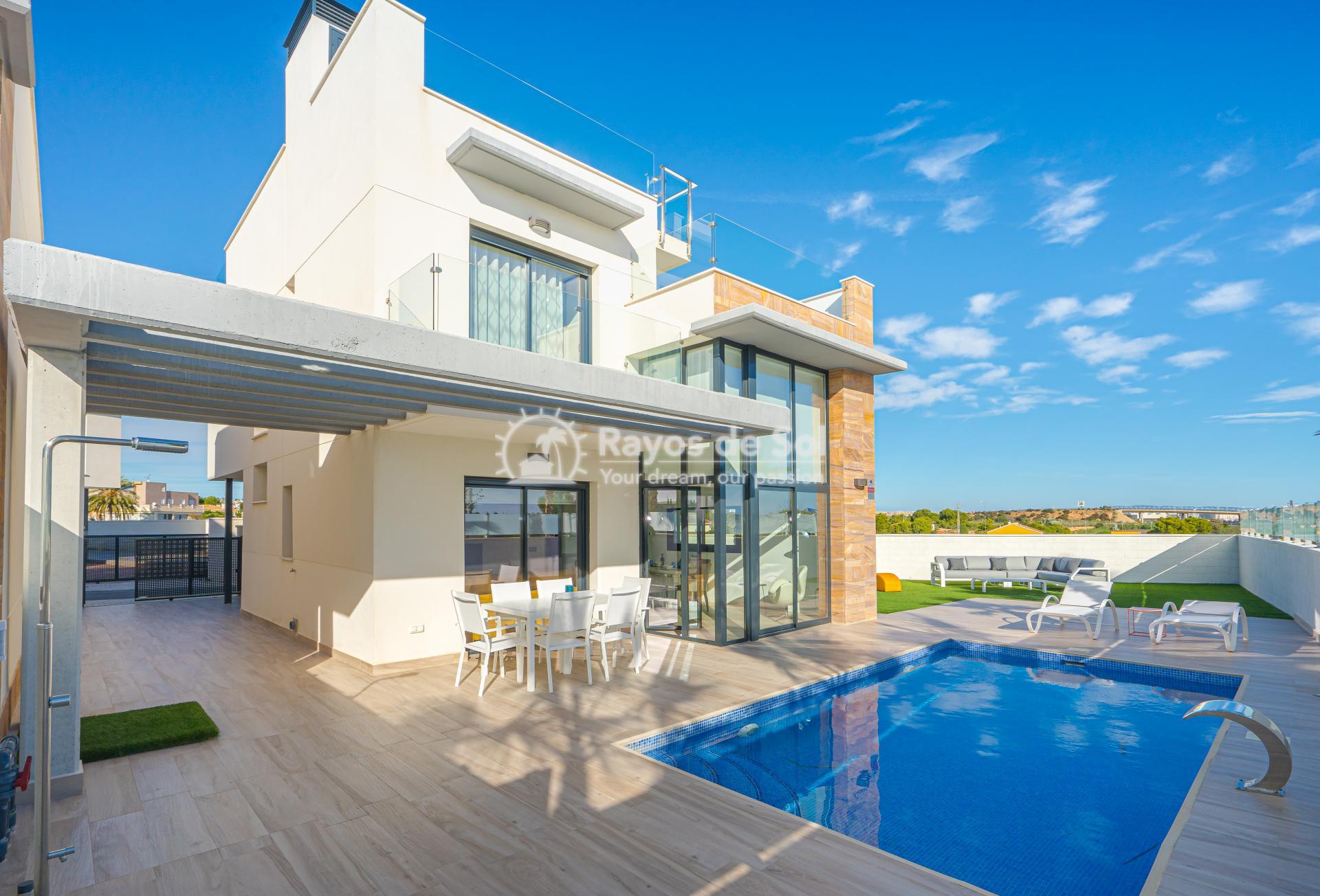 Villa  in Cabo Roig, Orihuela Costa, Costa Blanca (Palm Beach 1 3-3) - 2