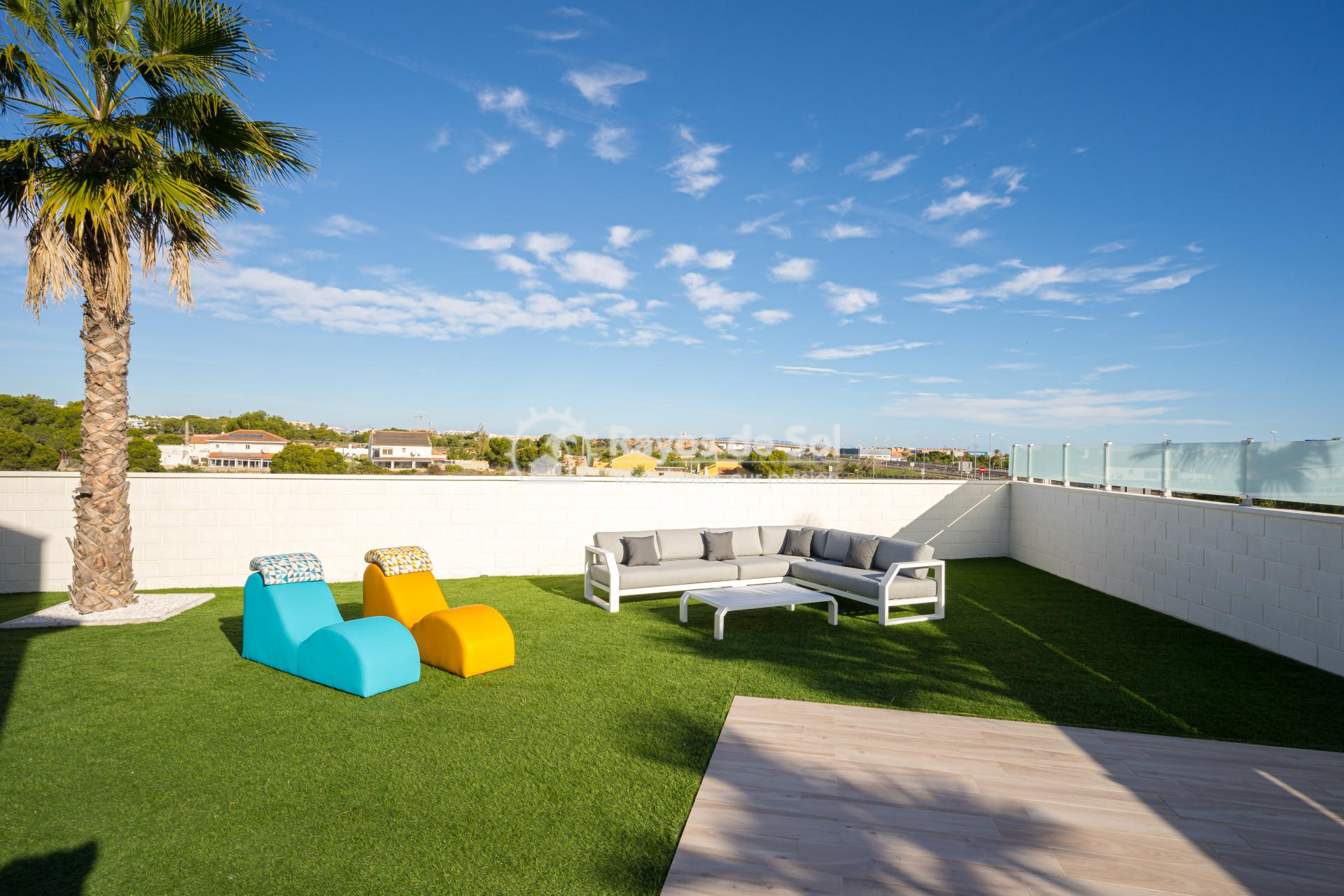 Villa  in Cabo Roig, Orihuela Costa, Costa Blanca (Palm Beach 1 3-3) - 35