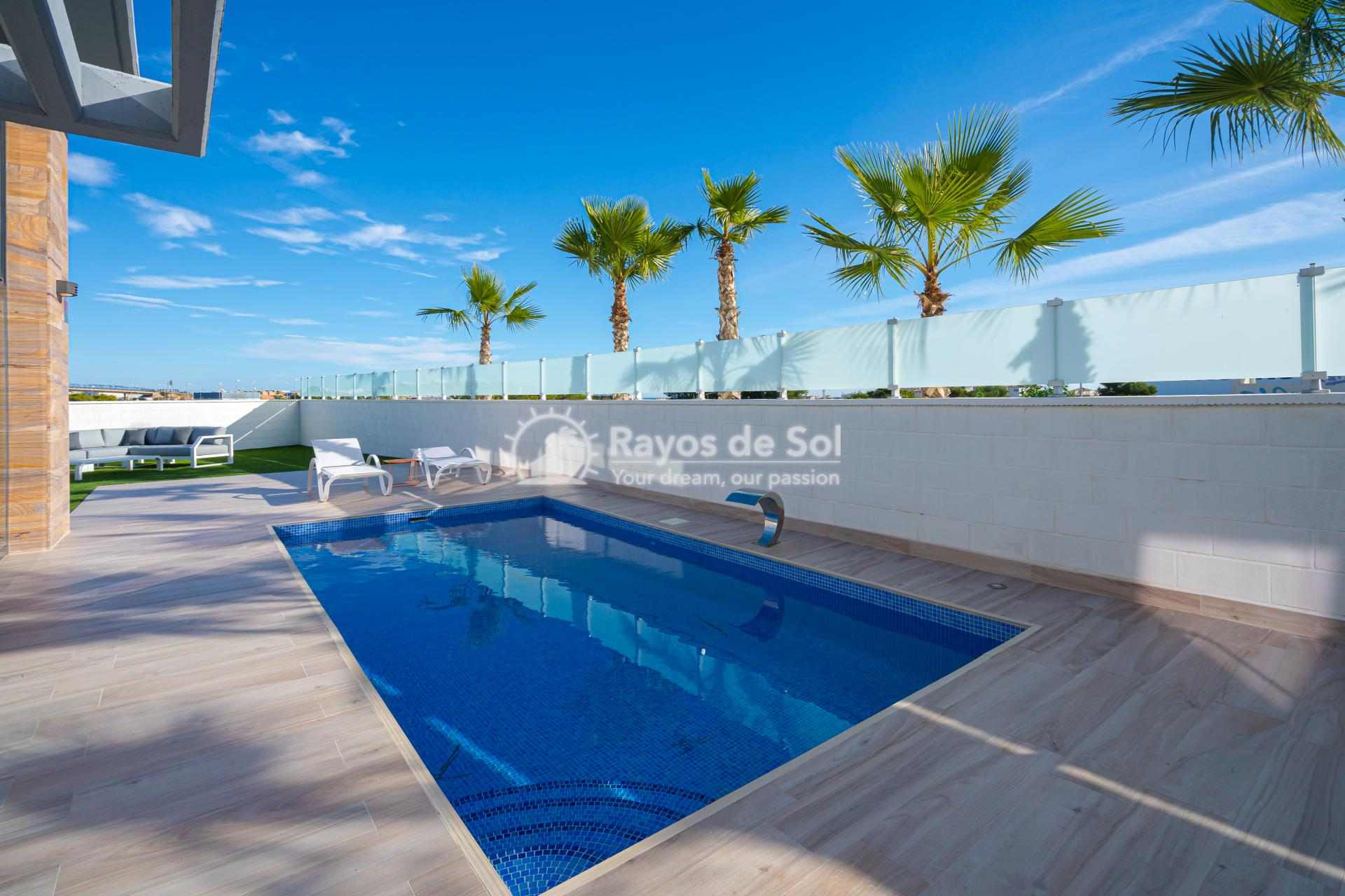 Villa  in Cabo Roig, Orihuela Costa, Costa Blanca (Palm Beach 1 3-3) - 4