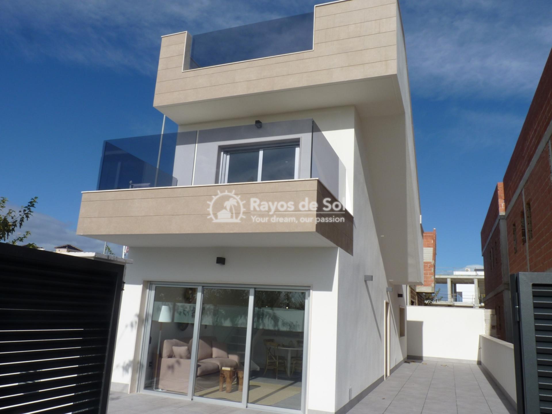 Detached villa  in Santiago de la Ribera, Costa Cálida (Geneo Ribera) - 4