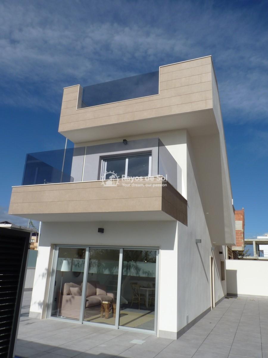 Modern villa  in Torre de la Horadada, Pilar de la Horadada, Costa Blanca (Torre Margrove villas) - 2