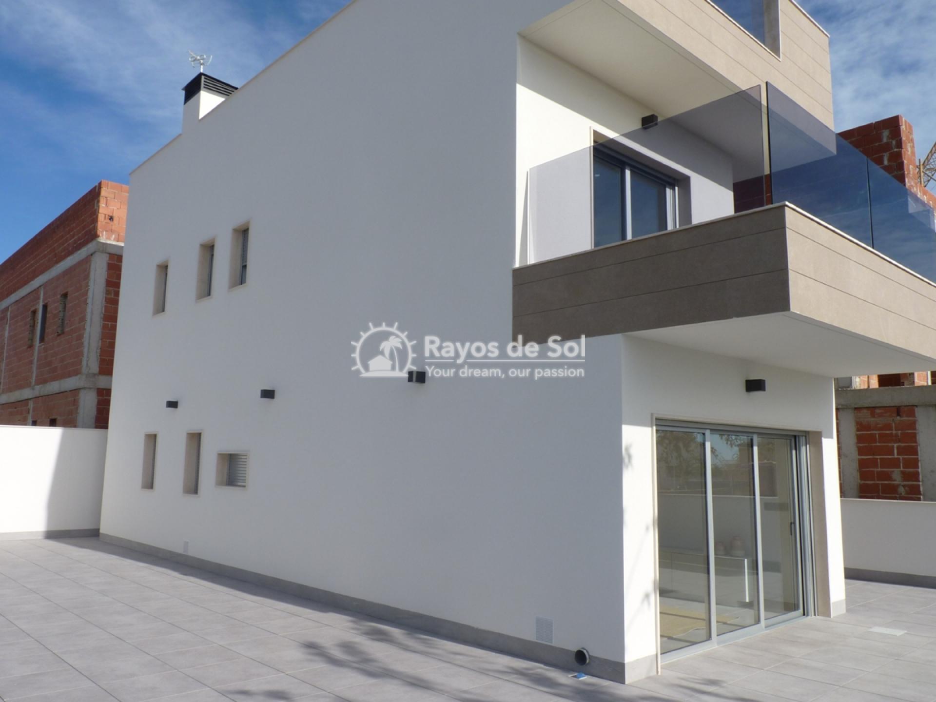 Modern villa  in Torre de la Horadada, Pilar de la Horadada, Costa Blanca (Torre Margrove villas) - 3