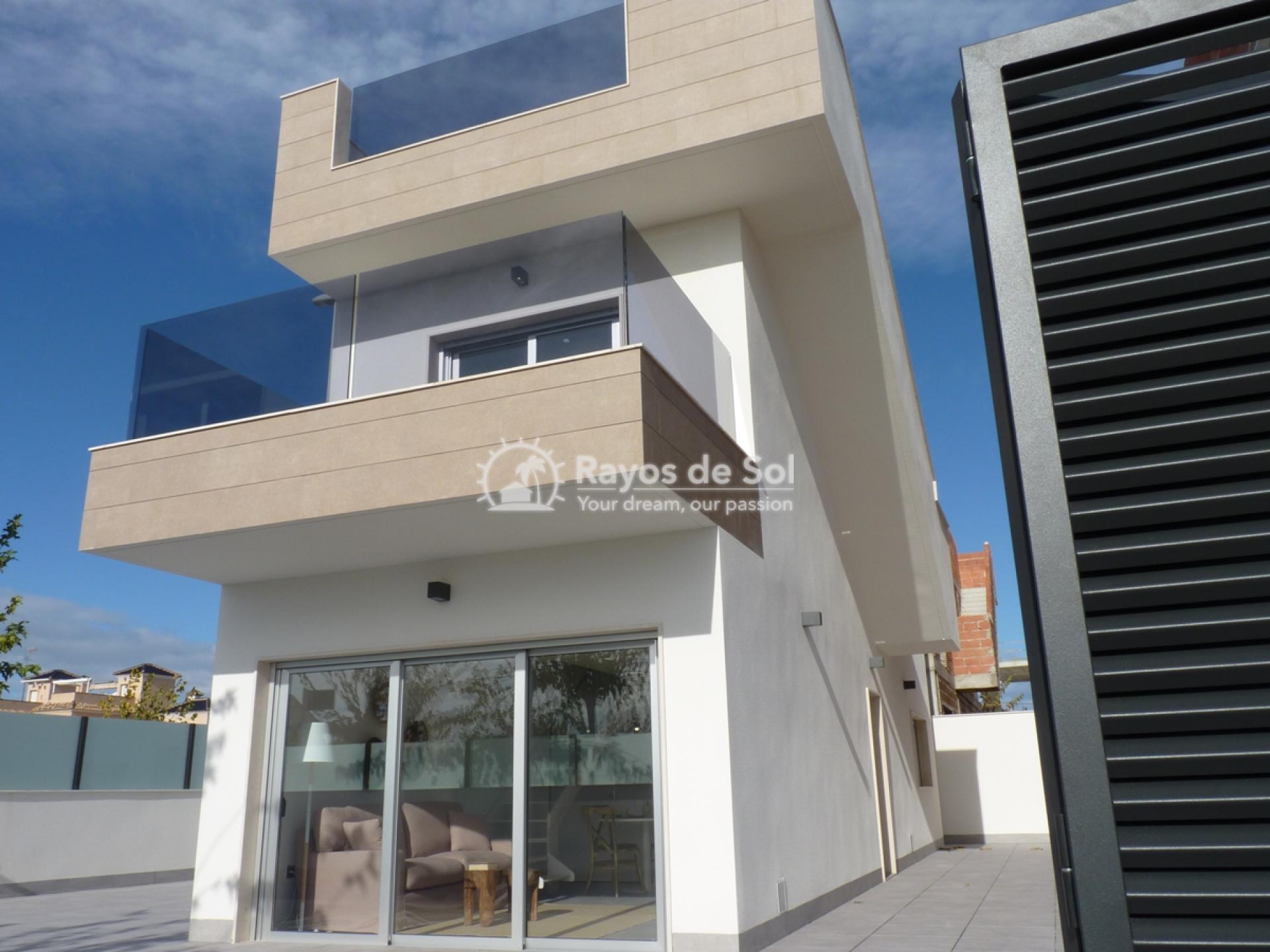 Modern villa  in Torre de la Horadada, Pilar de la Horadada, Costa Blanca (Torre Margrove villas) - 5