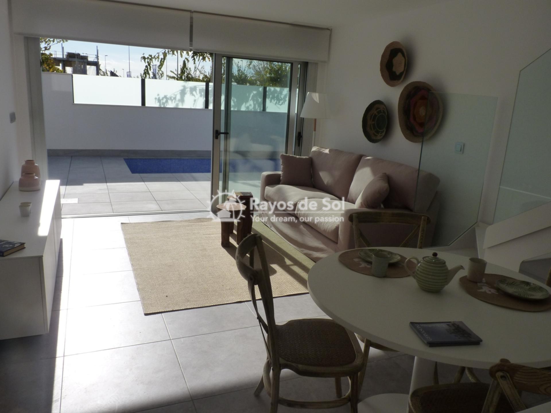 Modern villa  in Torre de la Horadada, Pilar de la Horadada, Costa Blanca (Torre Margrove villas) - 11
