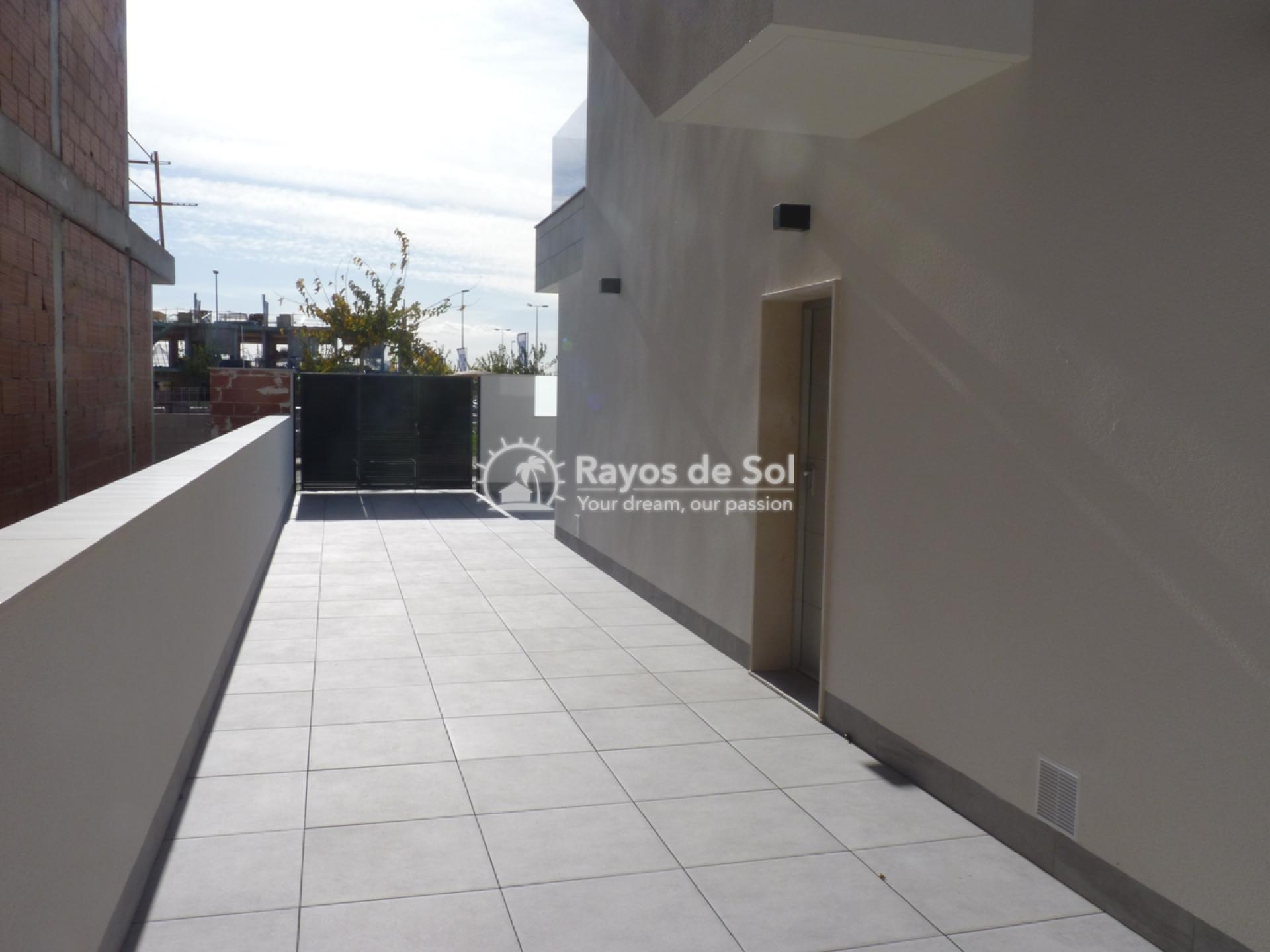 Modern villa  in Torre de la Horadada, Pilar de la Horadada, Costa Blanca (Torre Margrove villas) - 38