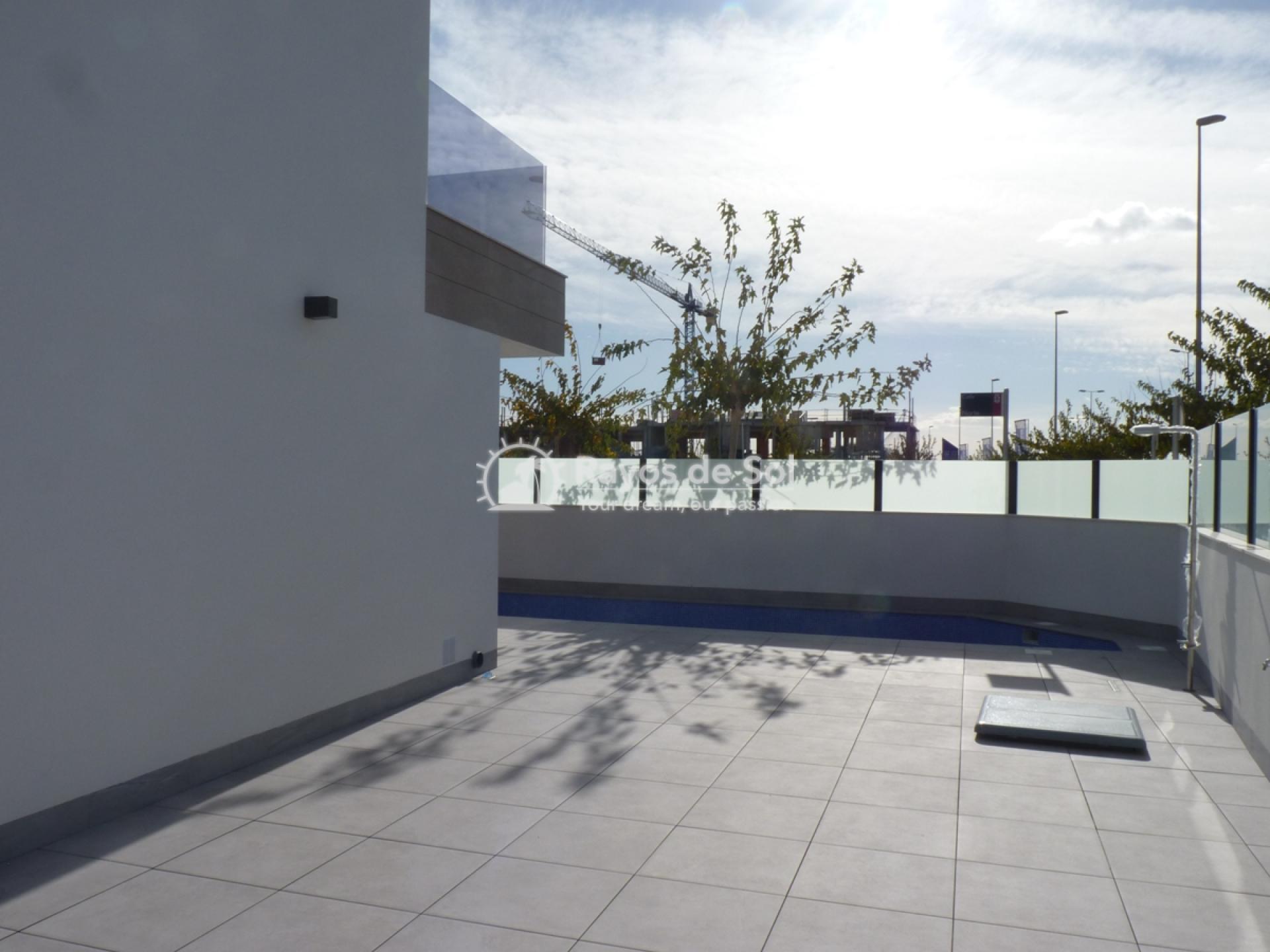 Modern villa  in Torre de la Horadada, Pilar de la Horadada, Costa Blanca (Torre Margrove villas) - 39