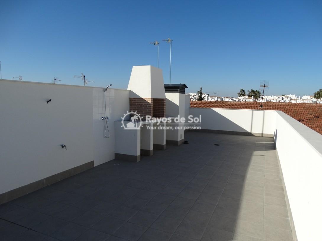 Townhouse  in Torre de la Horadada, Pilar de la Horadada, Costa Blanca (Duplex Higuericas) - 10
