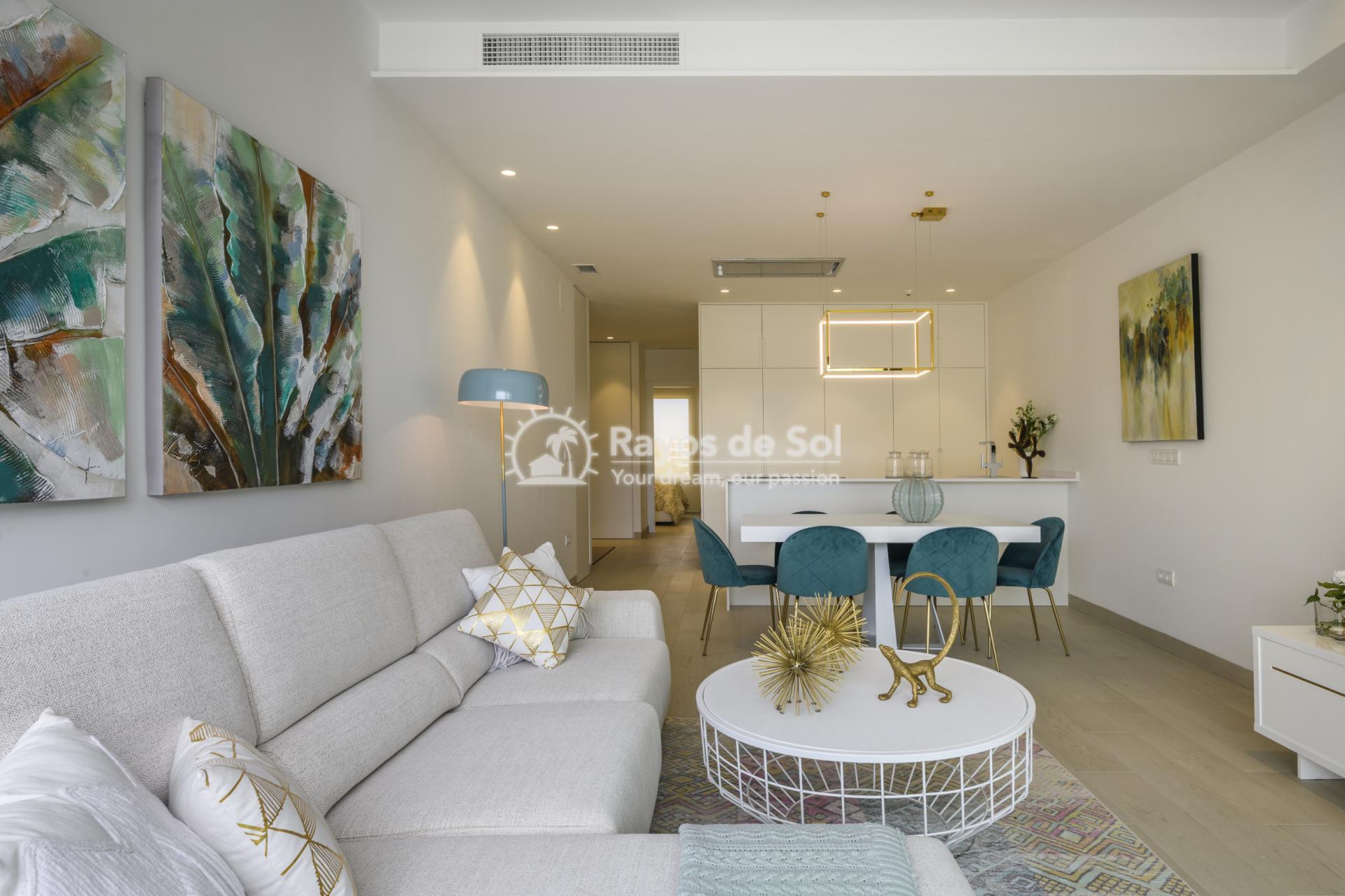 Penthouse  in Las Colinas, Orihuela Costa, Costa Blanca (Hinojo 2 PH3-2) - 17
