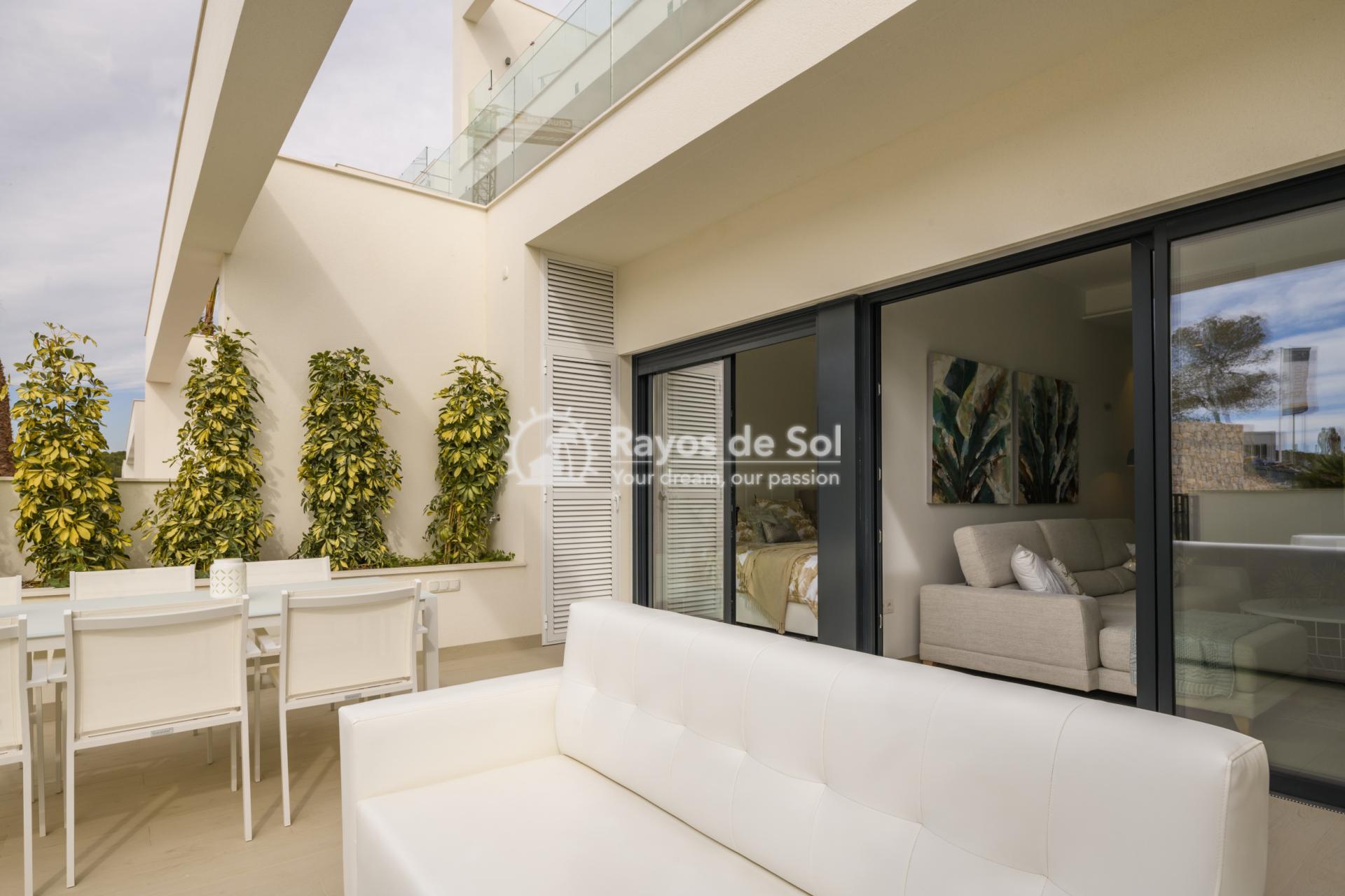 Penthouse  in Las Colinas, Orihuela Costa, Costa Blanca (Hinojo 2 PH3-2) - 57