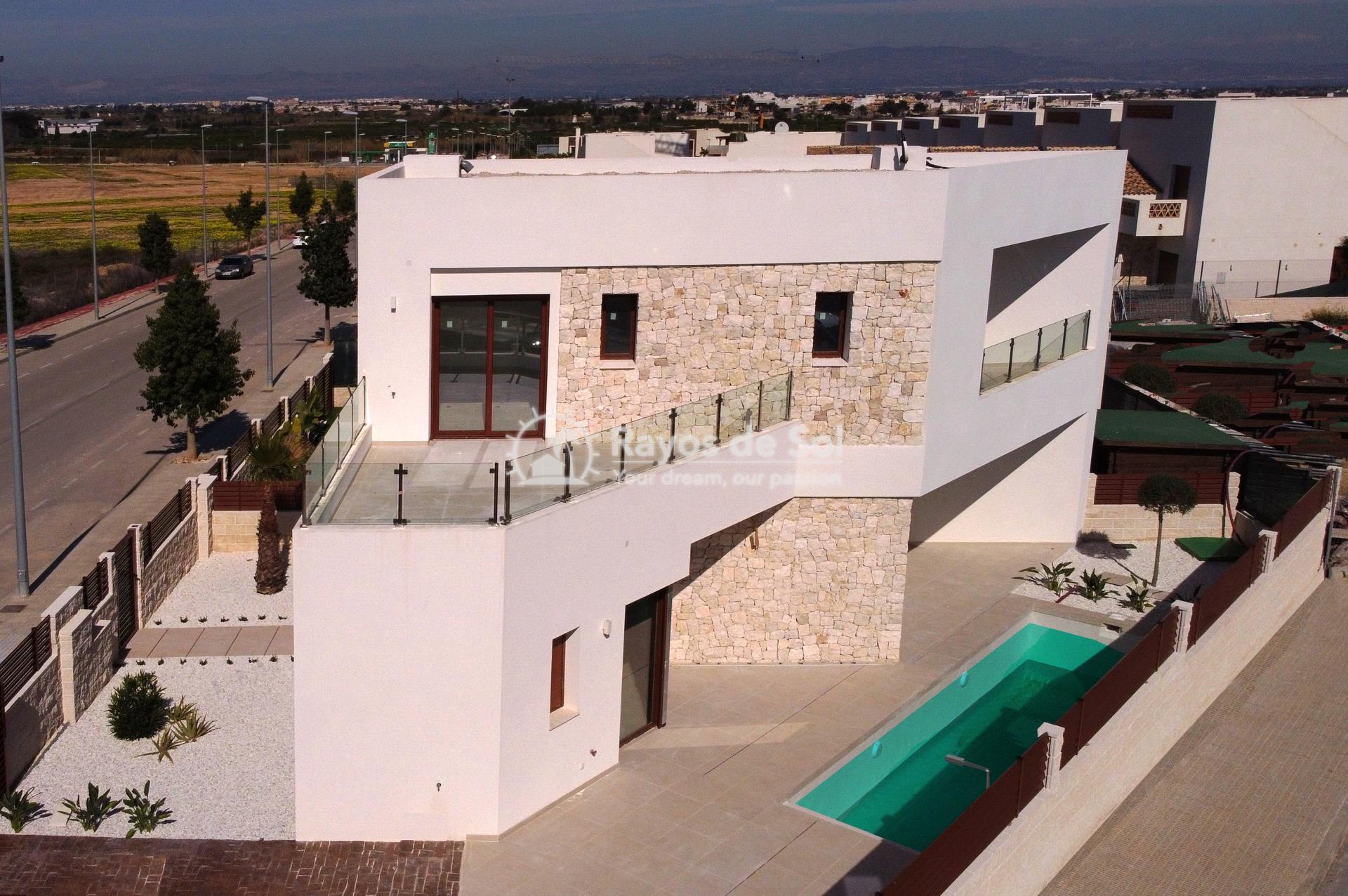Detached villa  in Benijofar, Costa Blanca (Luliva) - 1