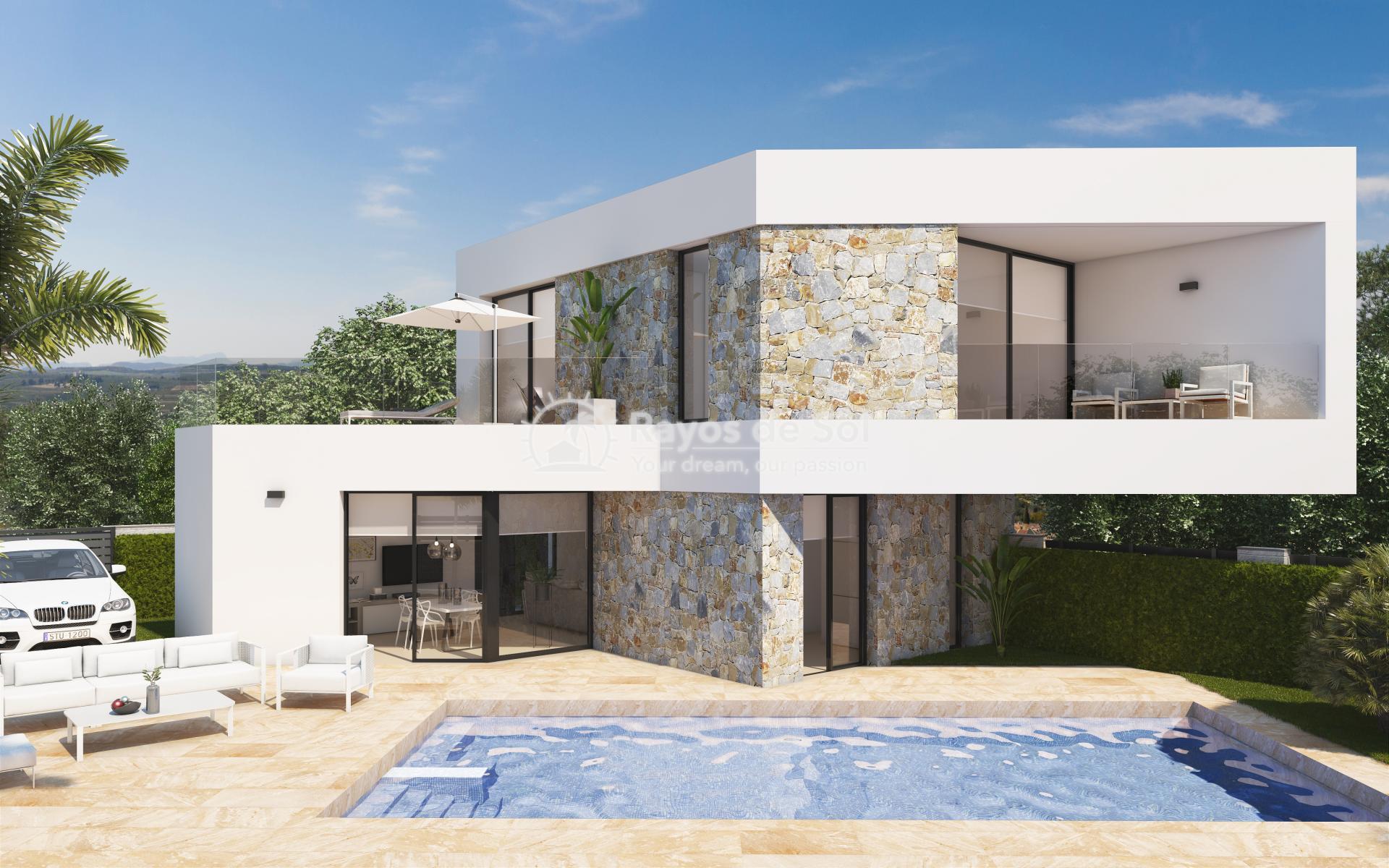Detached villa  in Benijofar, Costa Blanca (Luliva) - 12