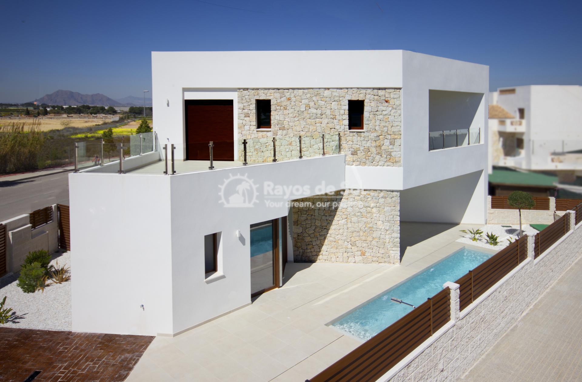 Detached villa  in Benijofar, Costa Blanca (Luliva) - 10
