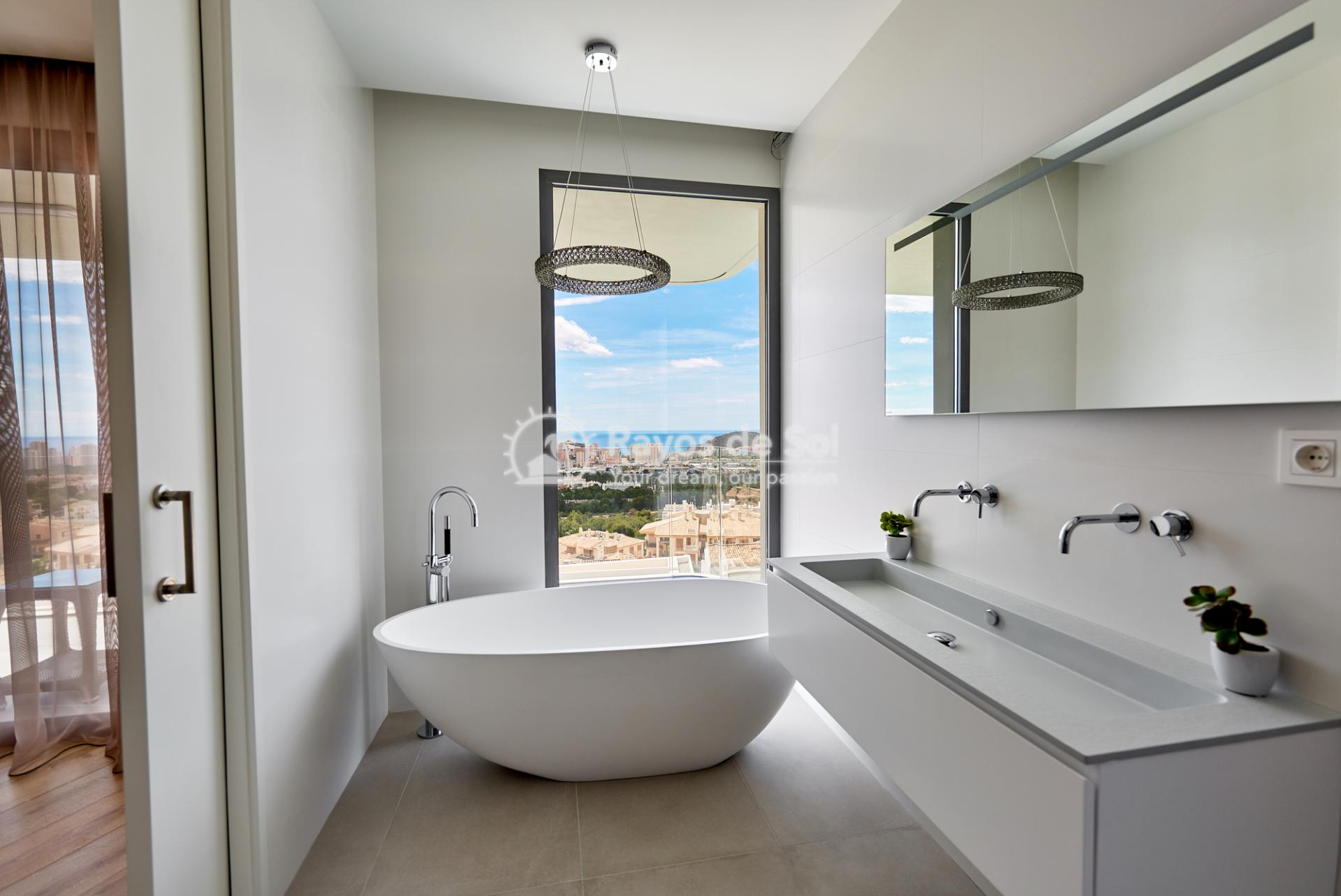 Stunning villa  in Finestrat, Costa Blanca (Miramar Alpha) - 22