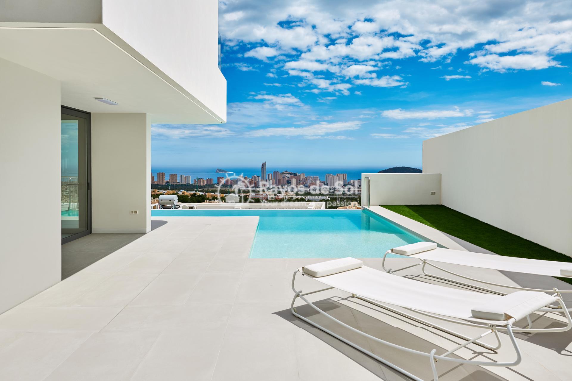 Stunning villa  in Finestrat, Costa Blanca (Miramar Alpha) - 35