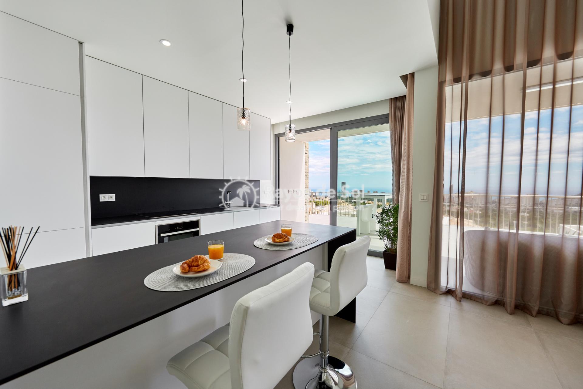 Stunning villa  in Finestrat, Costa Blanca (Miramar Alpha) - 11