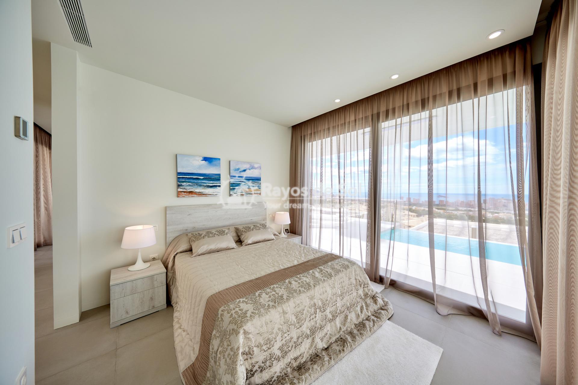 Stunning villa  in Finestrat, Costa Blanca (Miramar Alpha) - 15