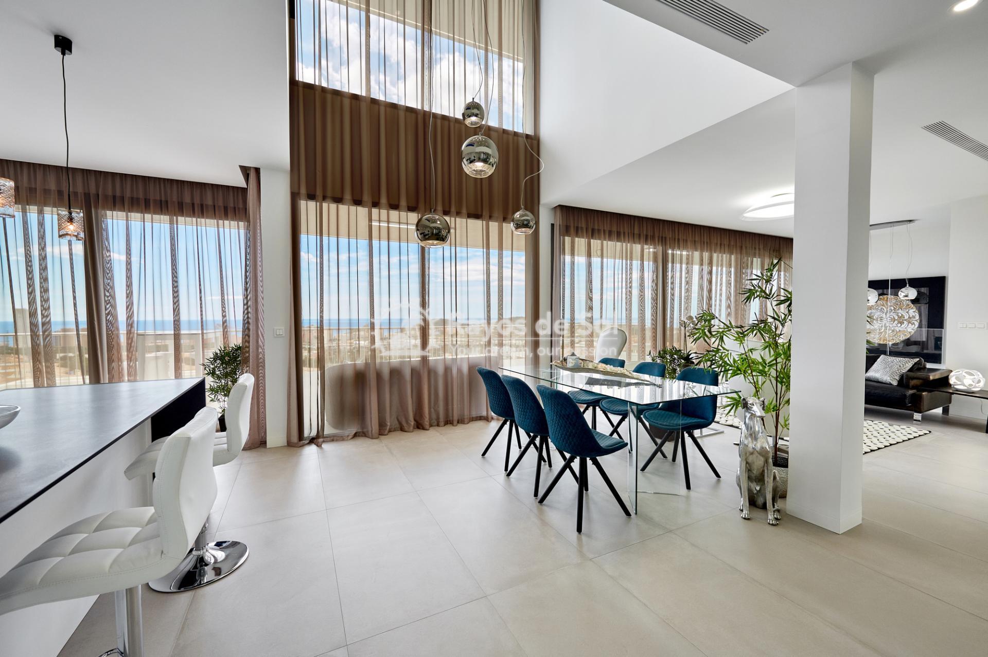 Stunning villa  in Finestrat, Costa Blanca (Miramar Alpha) - 6