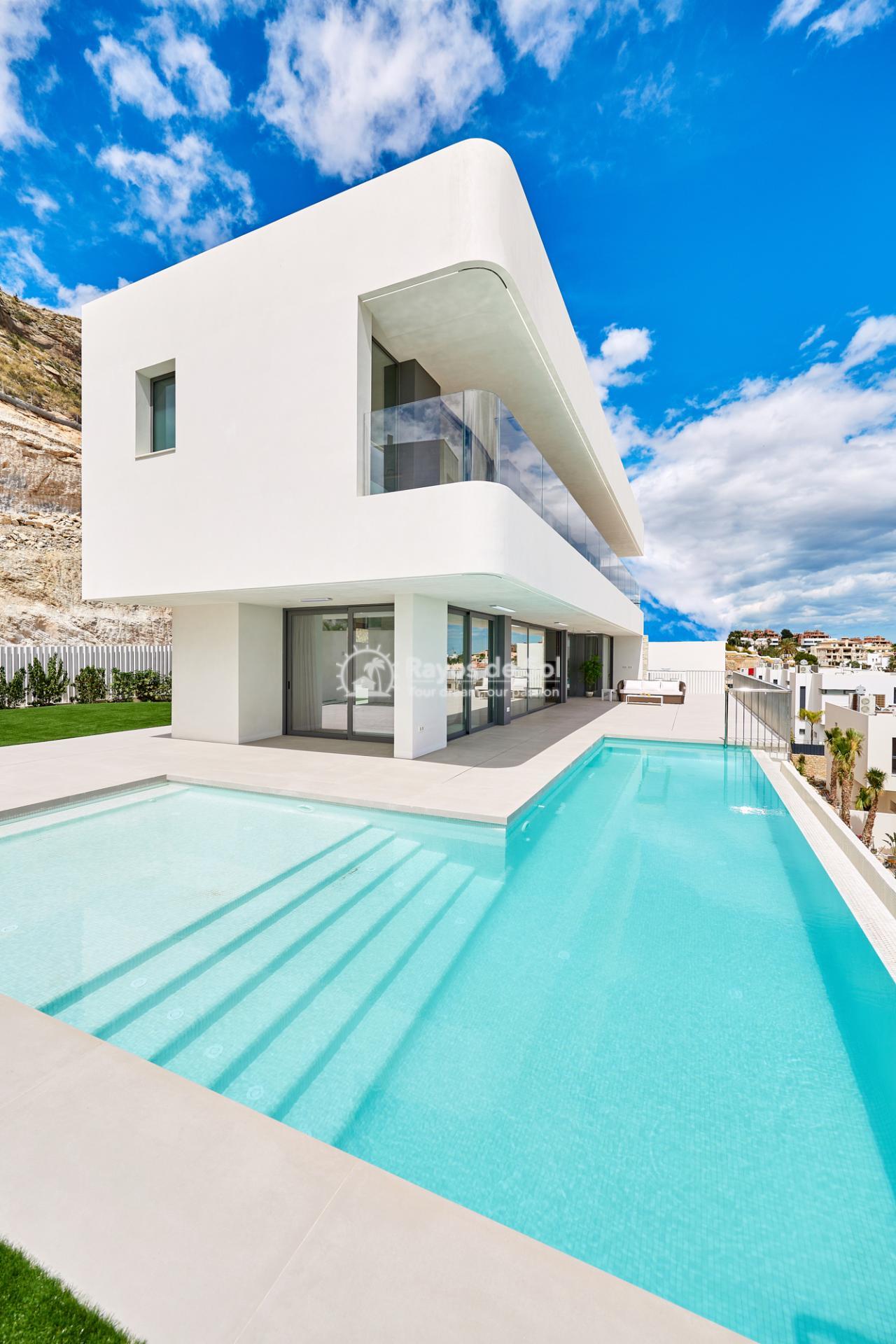 Stunning villa  in Finestrat, Costa Blanca (Miramar Alpha) - 37