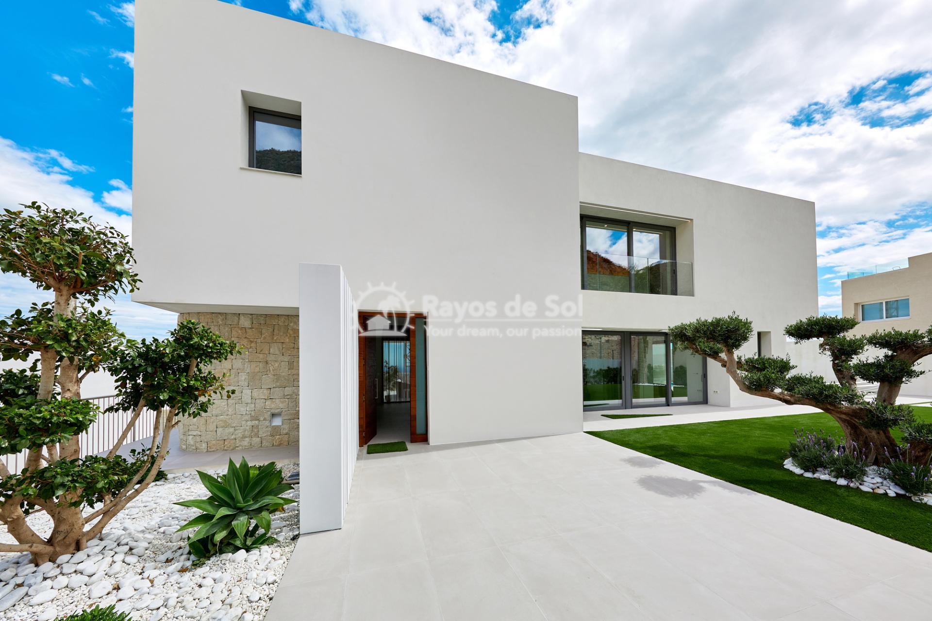 Stunning villa  in Finestrat, Costa Blanca (Miramar Alpha) - 3