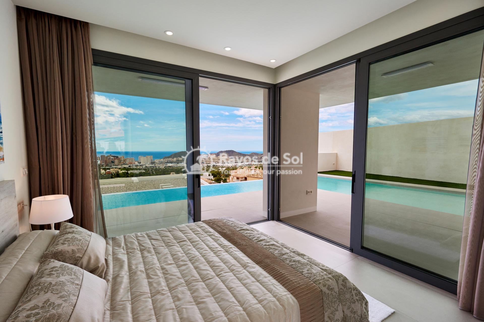 Stunning villa  in Finestrat, Costa Blanca (Miramar Alpha) - 16